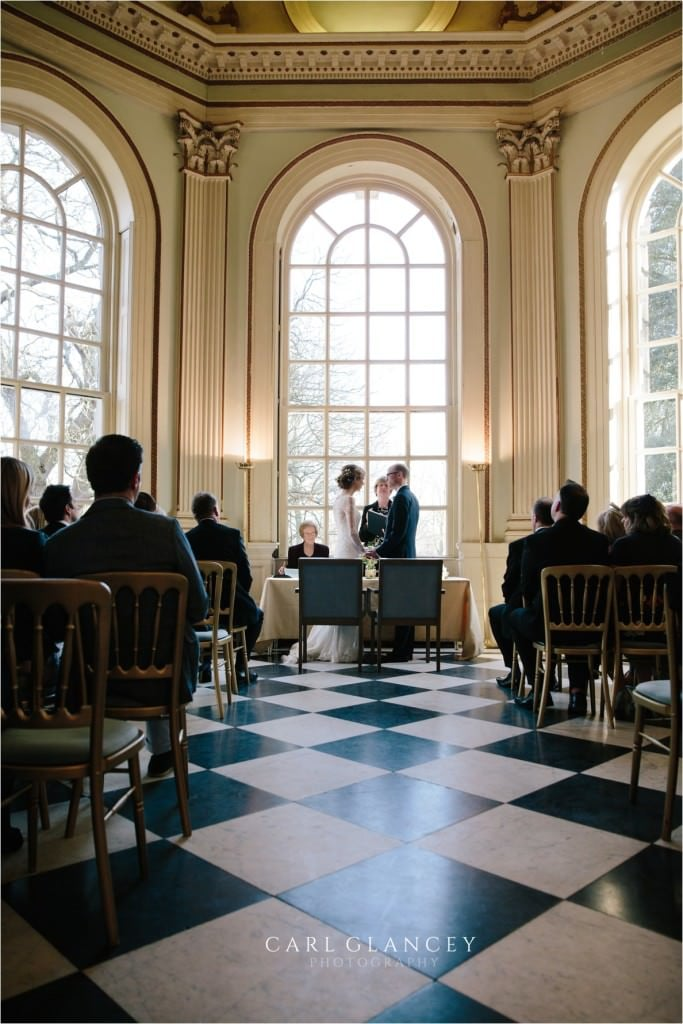 Orleans House Gallery Wedding Photographer