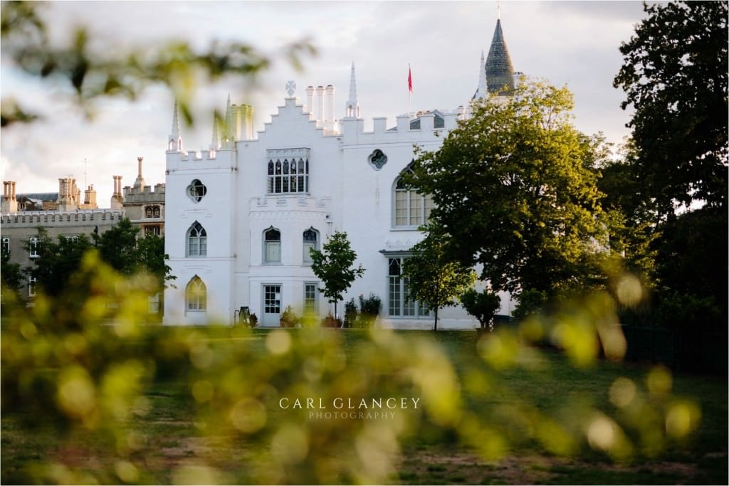 Strawberry Hill House Wedding Photography