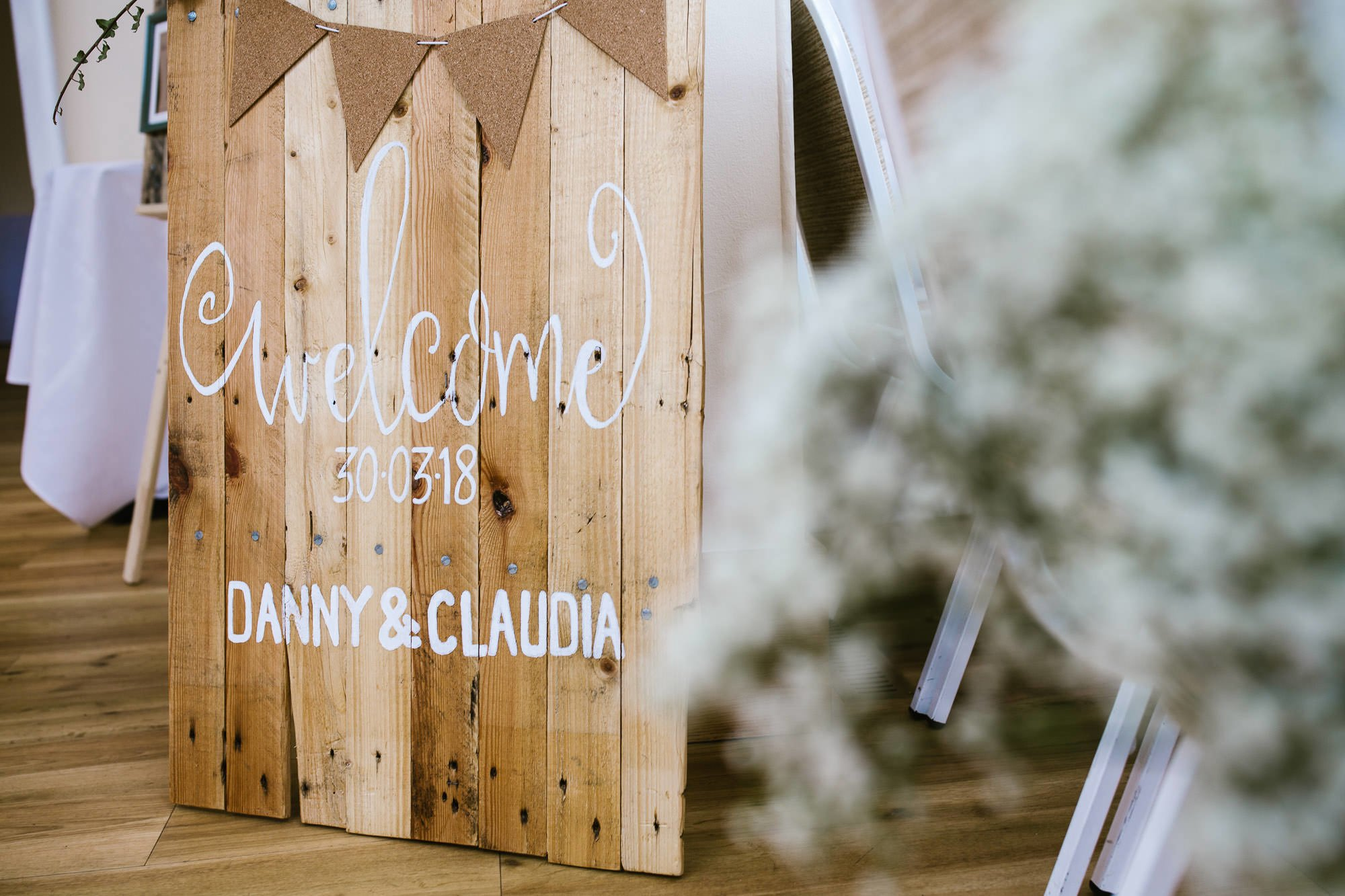 Pembroke Lodge Wedding Photography - Claudia and Danny 1