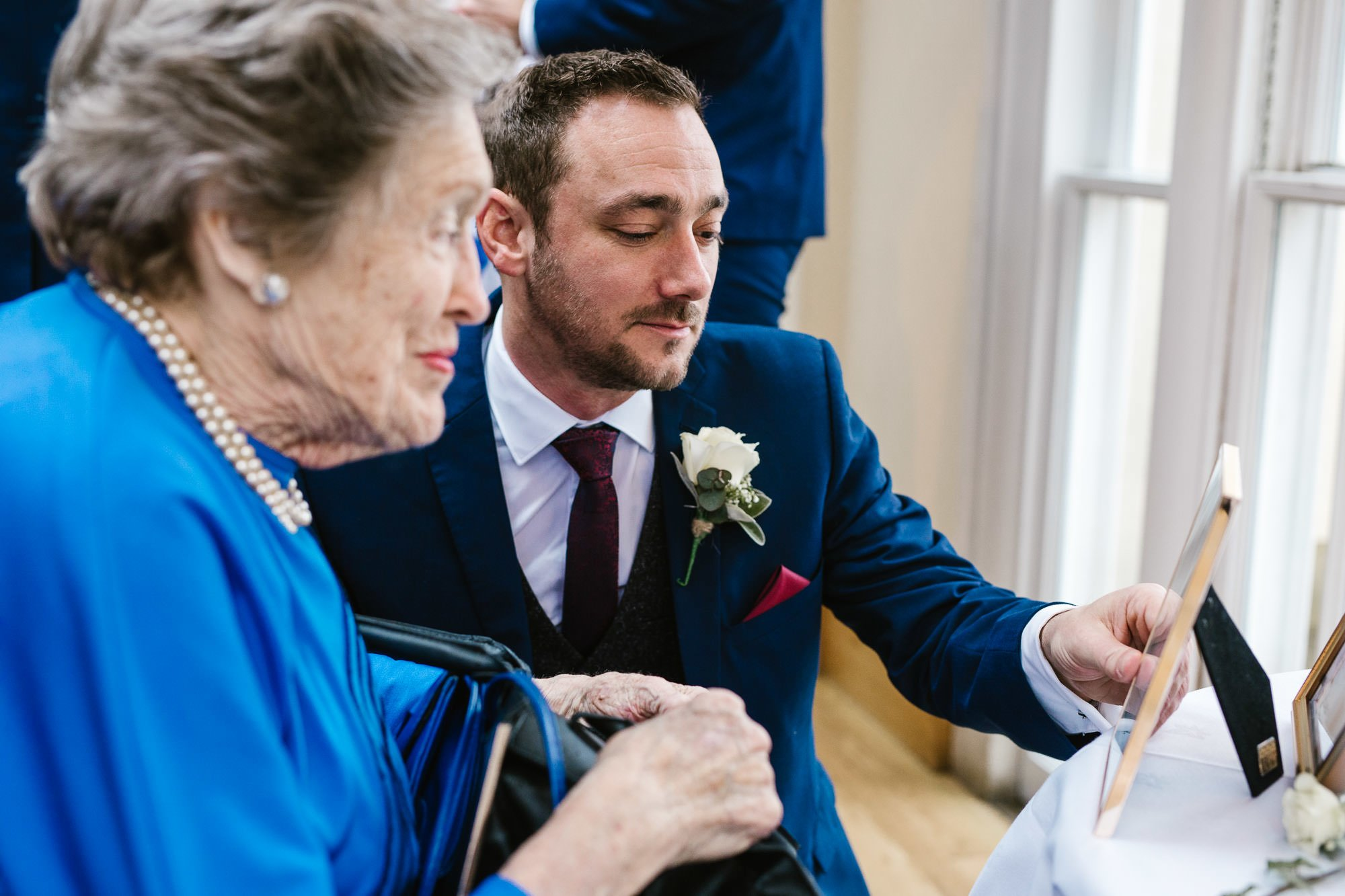 Pembroke Lodge Wedding Photography - Claudia and Danny 17