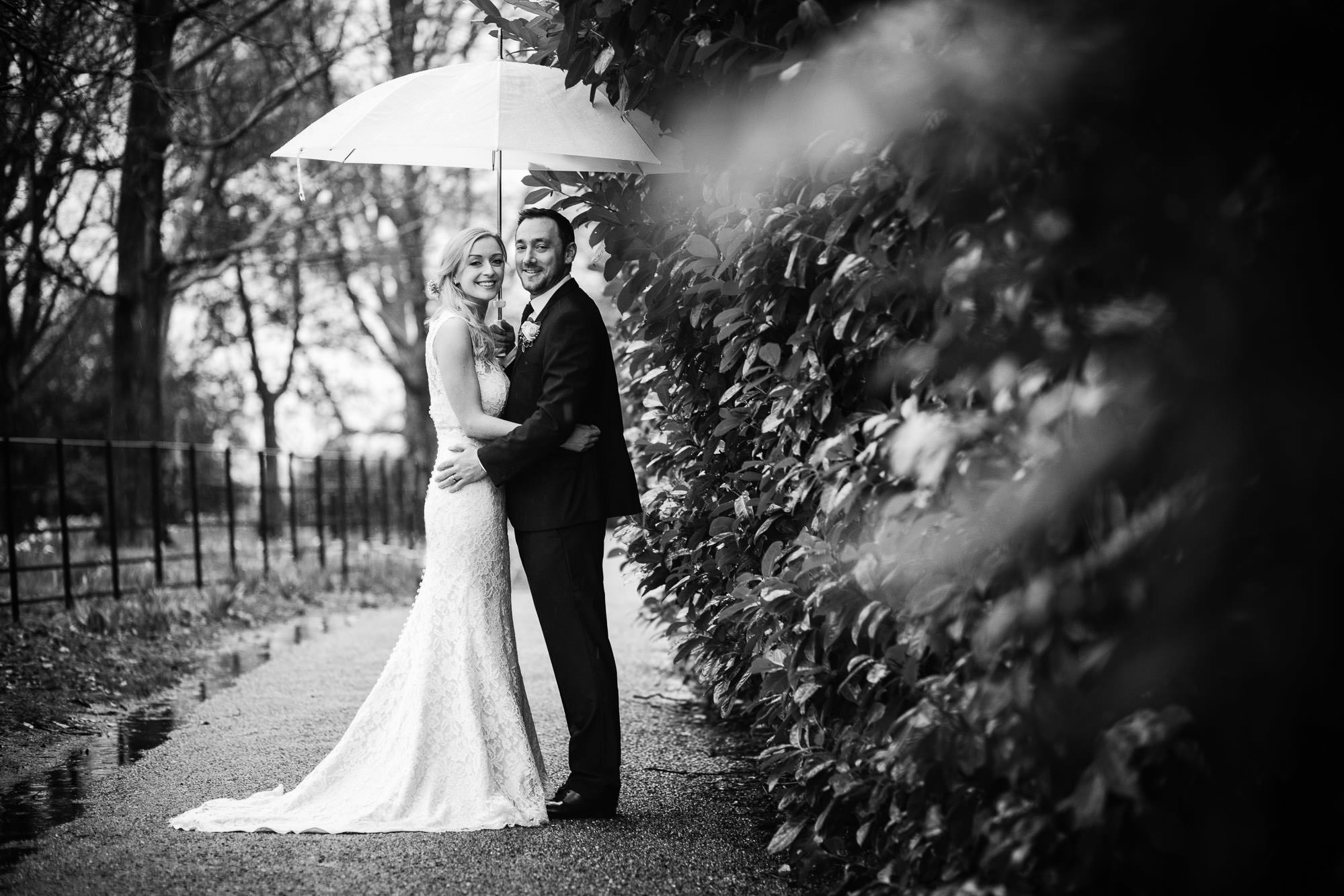 Pembroke Lodge Wedding Photography - Claudia and Danny 36