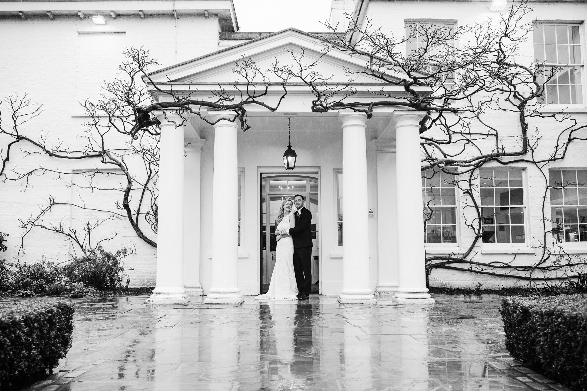 Pembroke Lodge Wedding Photography - Claudia and Danny 37
