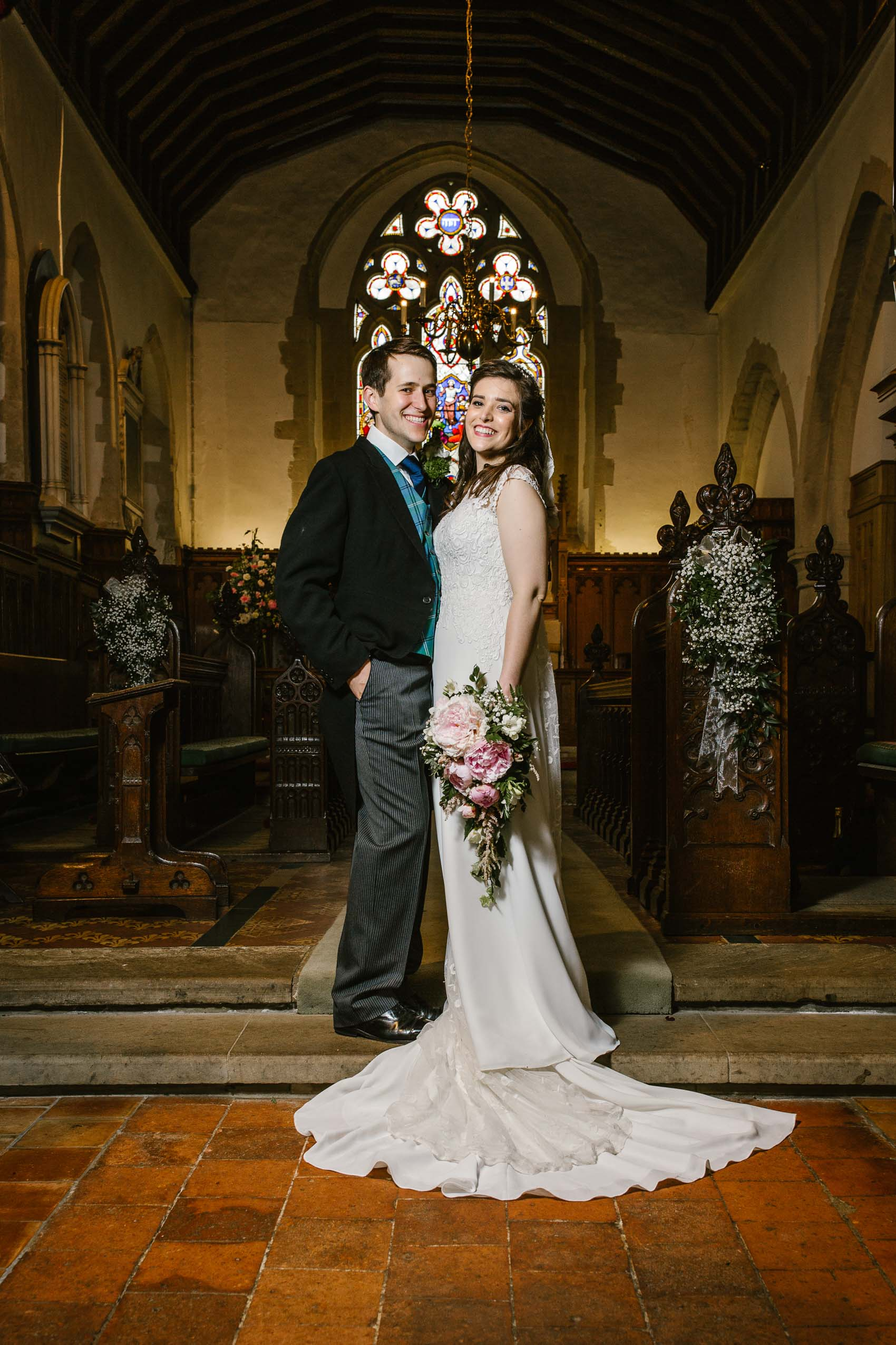 Stanhill Court Wedding Photography - Lizzie and Sam 23