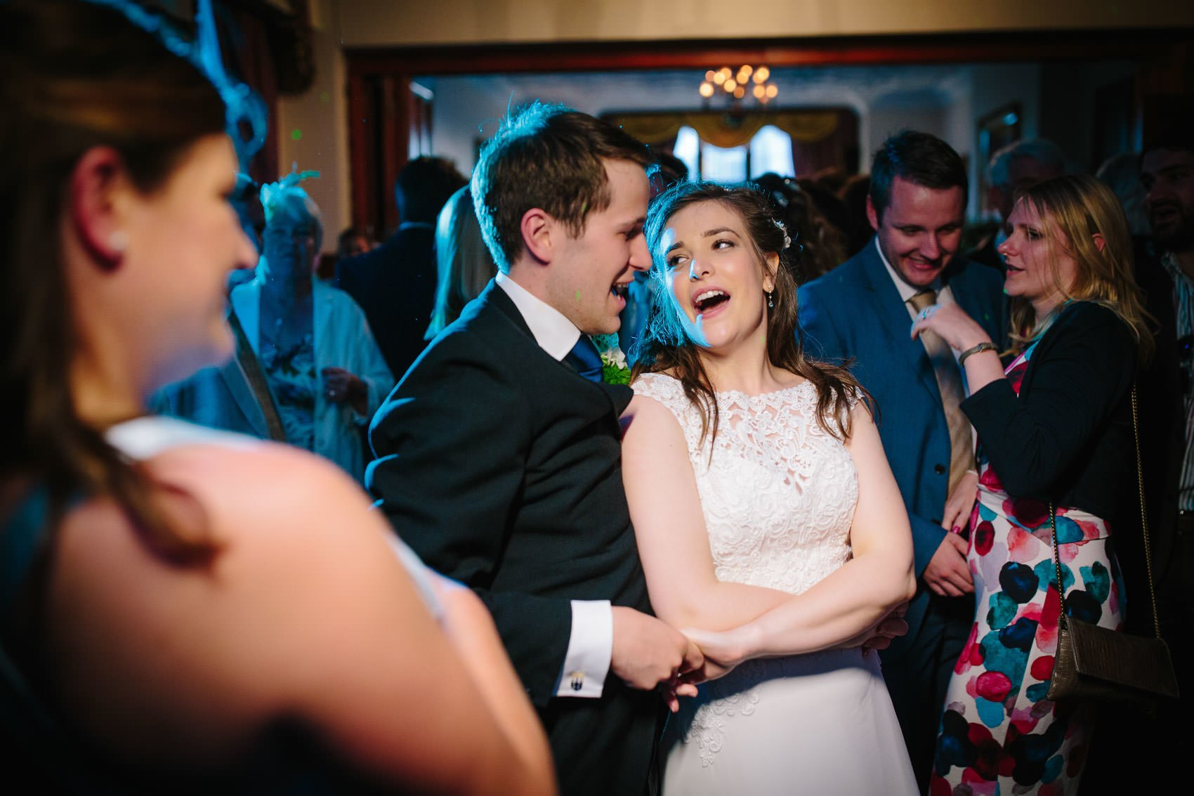 Stanhill Court Wedding Photography - Lizzie and Sam 57