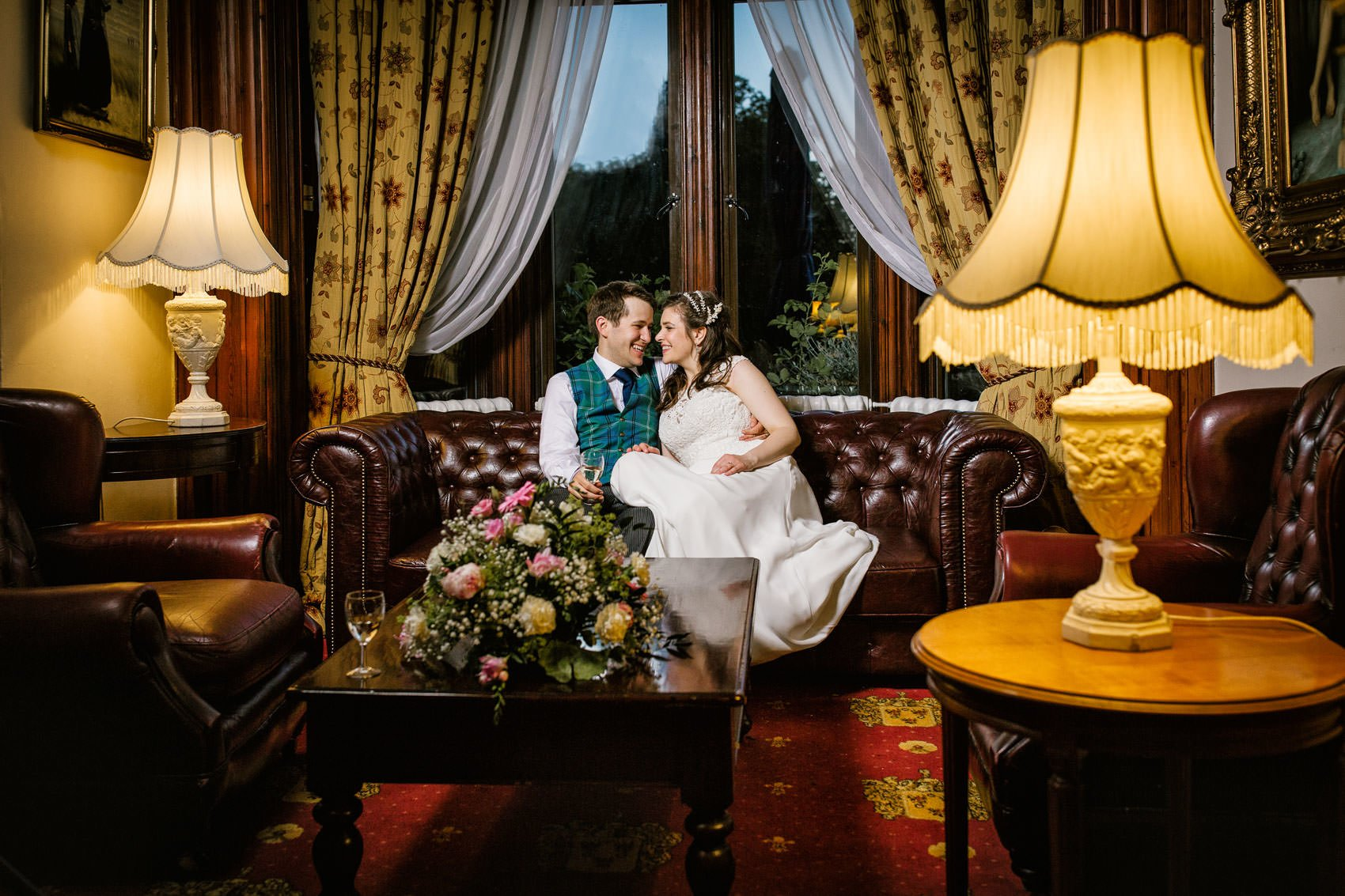 Stanhill Court wedding Photography