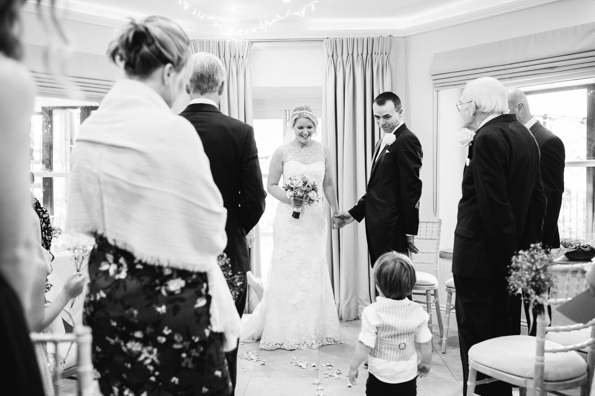 The Bingham Wedding Photography - Jenny and Steve 10