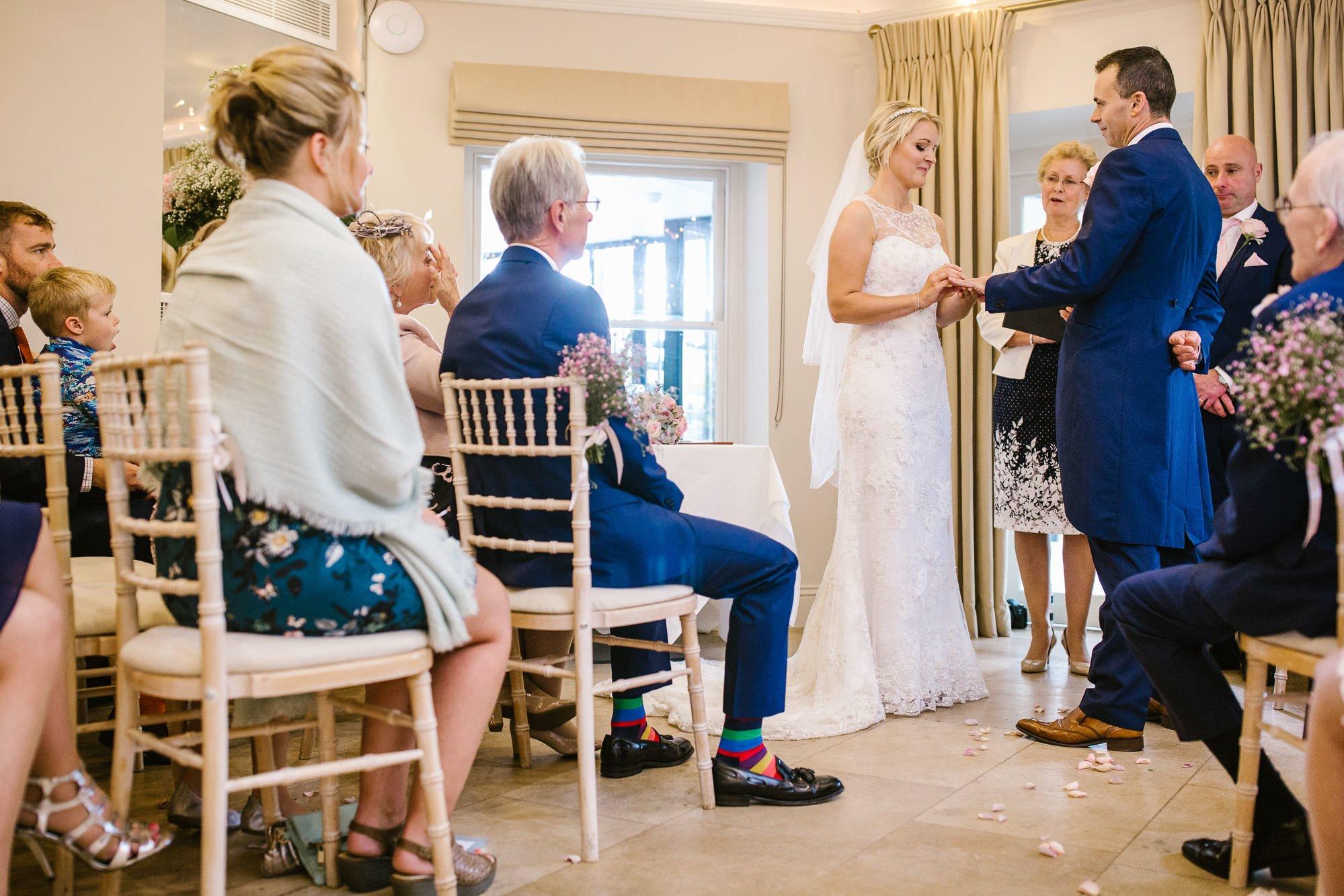 The Bingham Wedding Photography - Jenny and Steve 11
