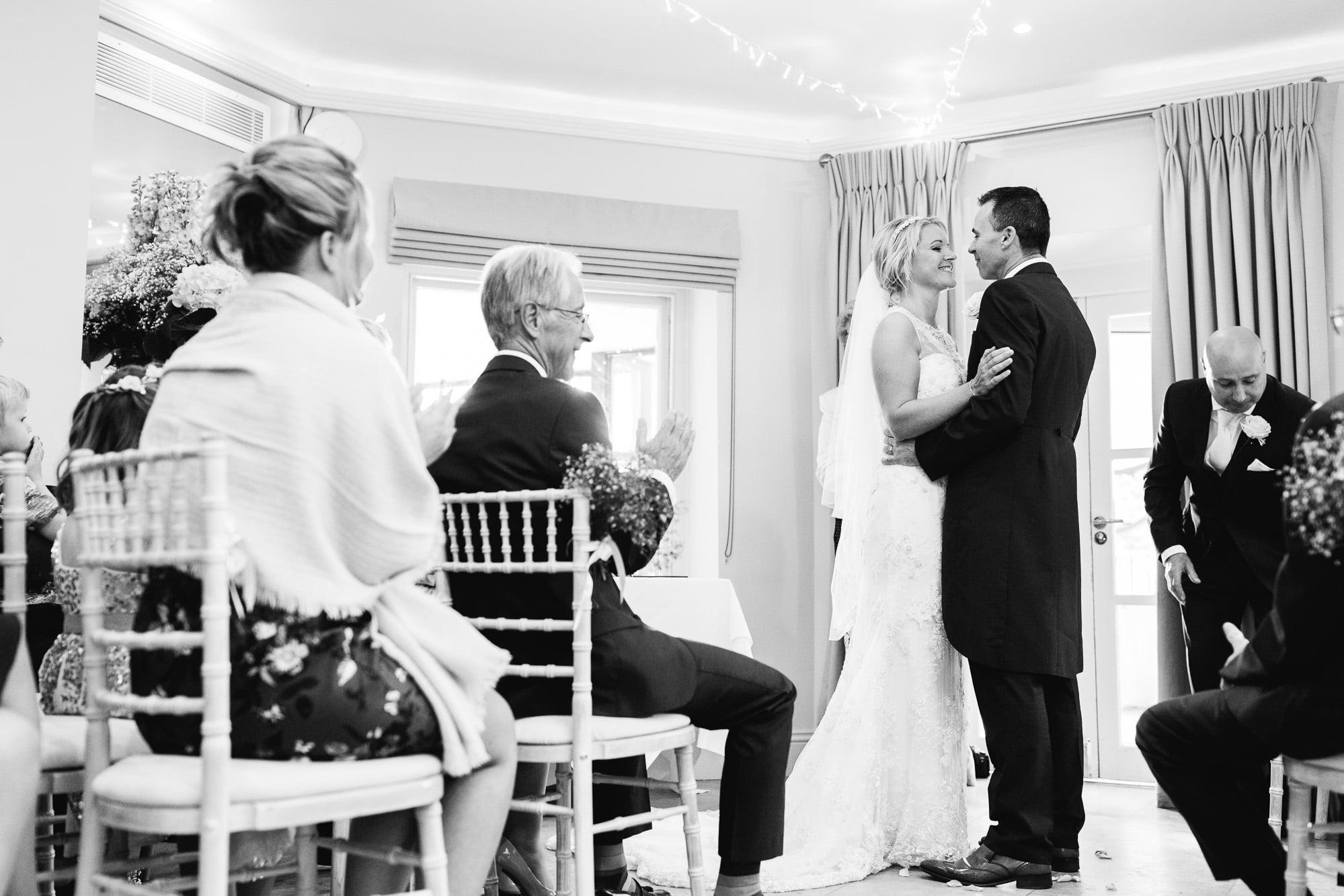 The Bingham Wedding Photography - Jenny and Steve 12