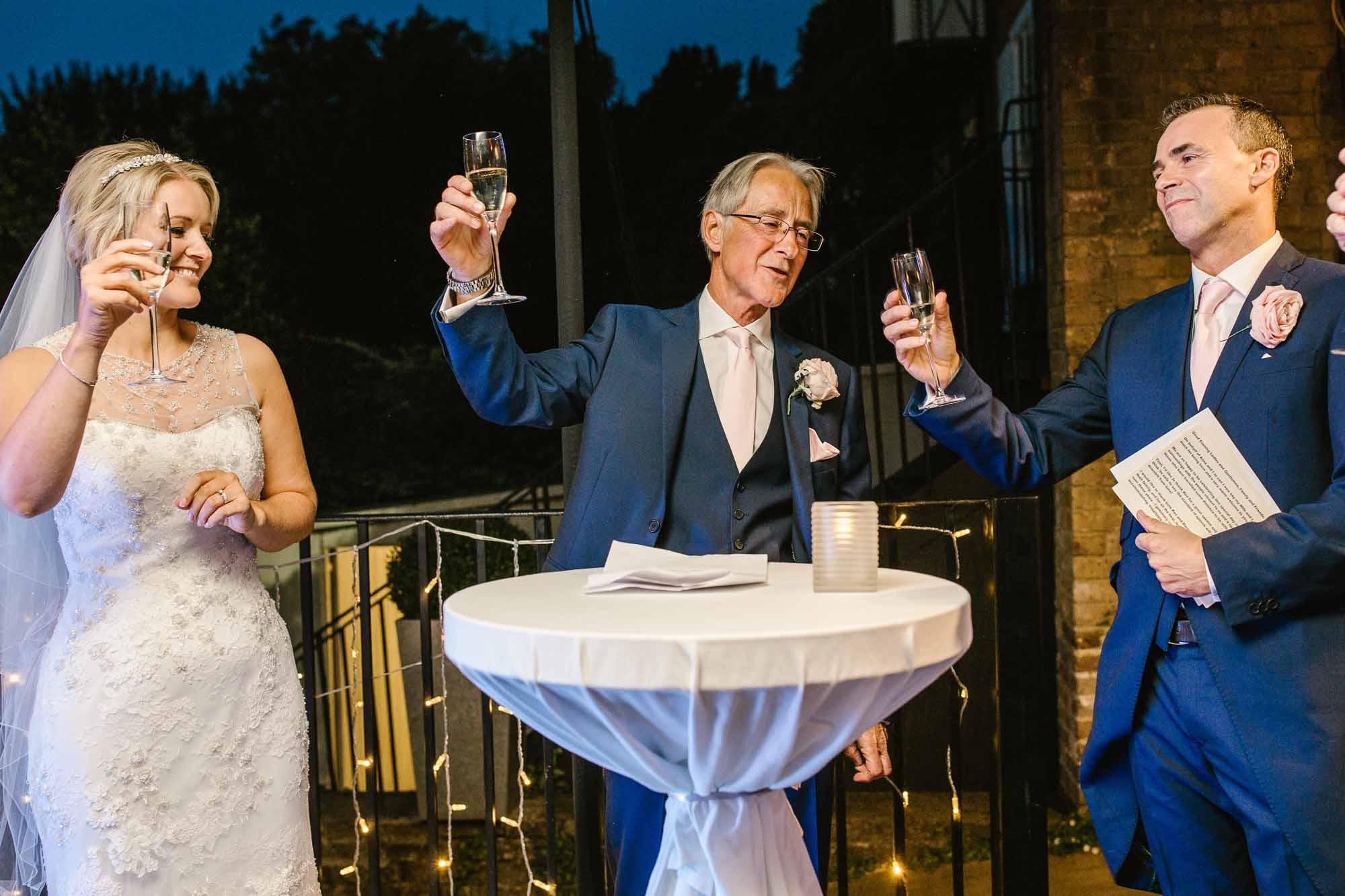 The Bingham Wedding Photography - Jenny and Steve 26