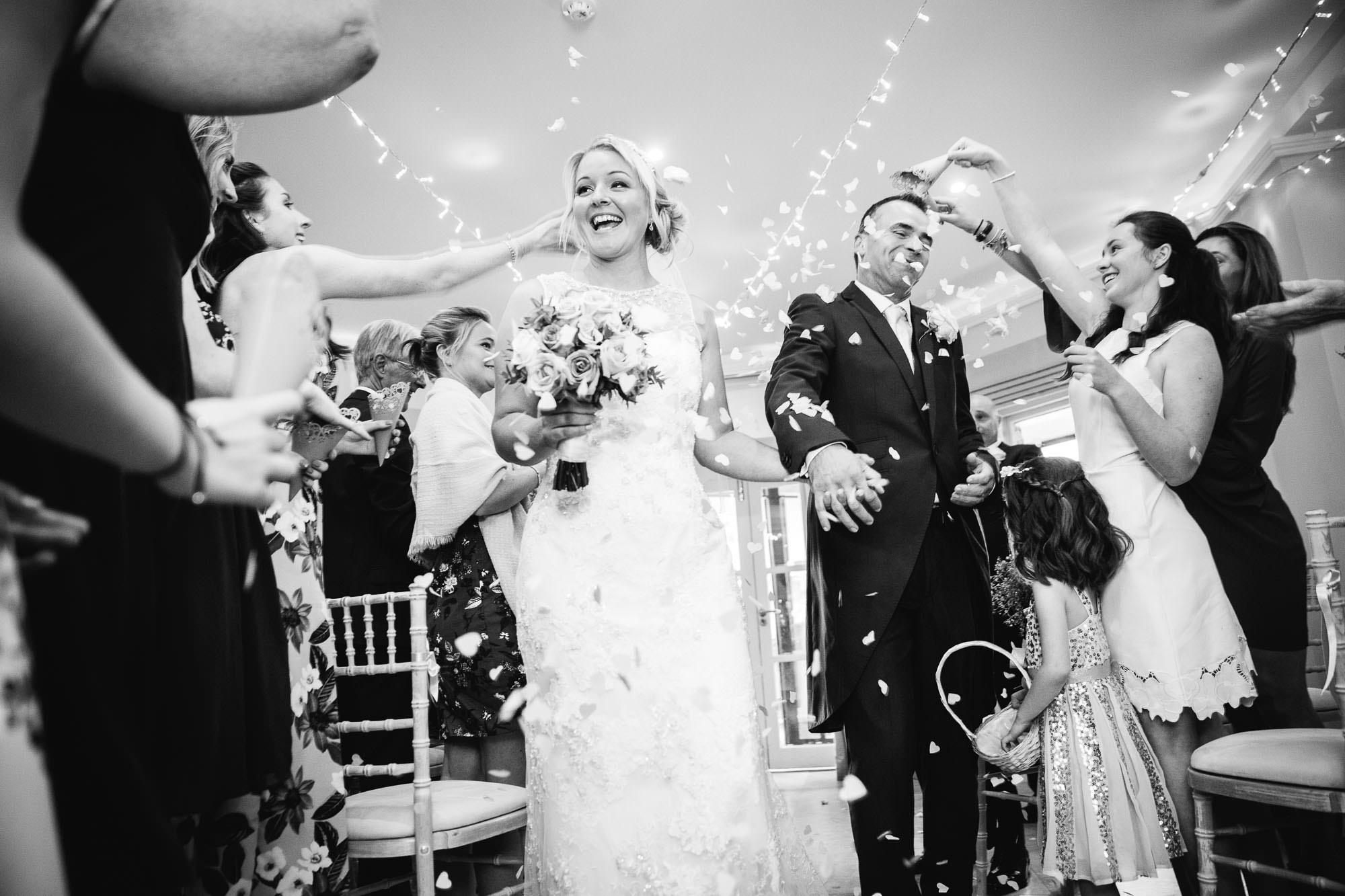 The Bingham Wedding Photography - Jenny and Steve 13