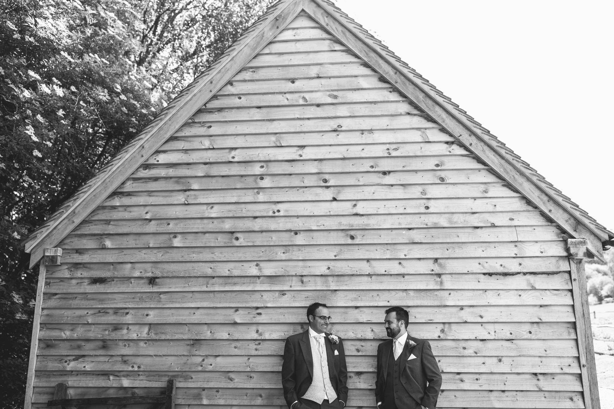 A Surrey Garden Wedding - Natalie and Nick 16