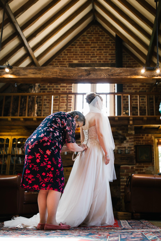A Surrey Garden Wedding - Natalie and Nick 19