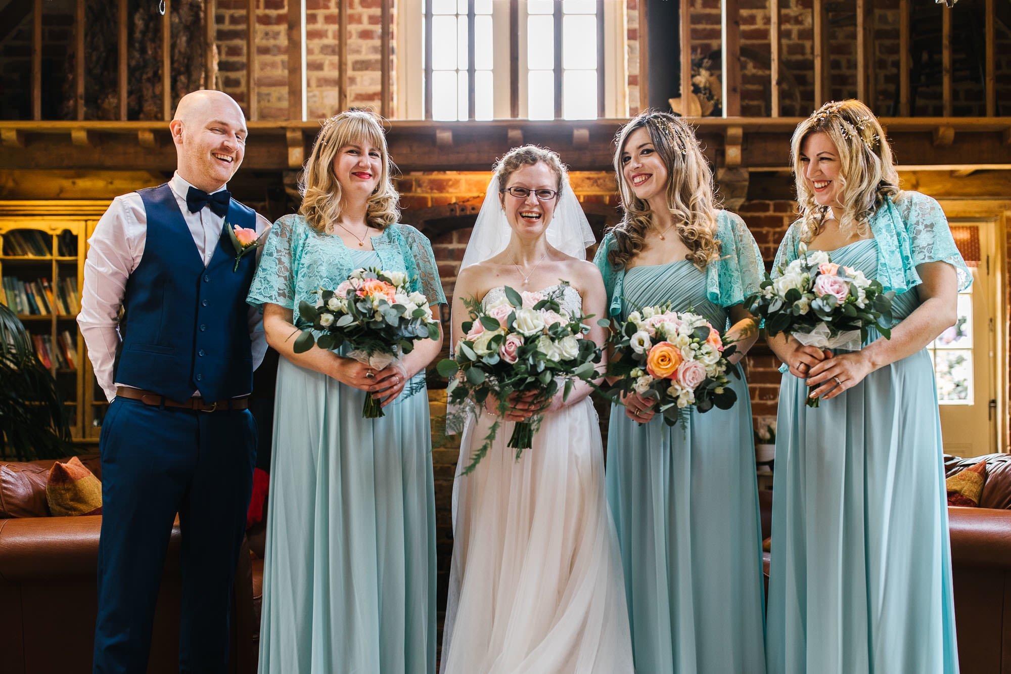 A Surrey Garden Wedding - Natalie and Nick 22