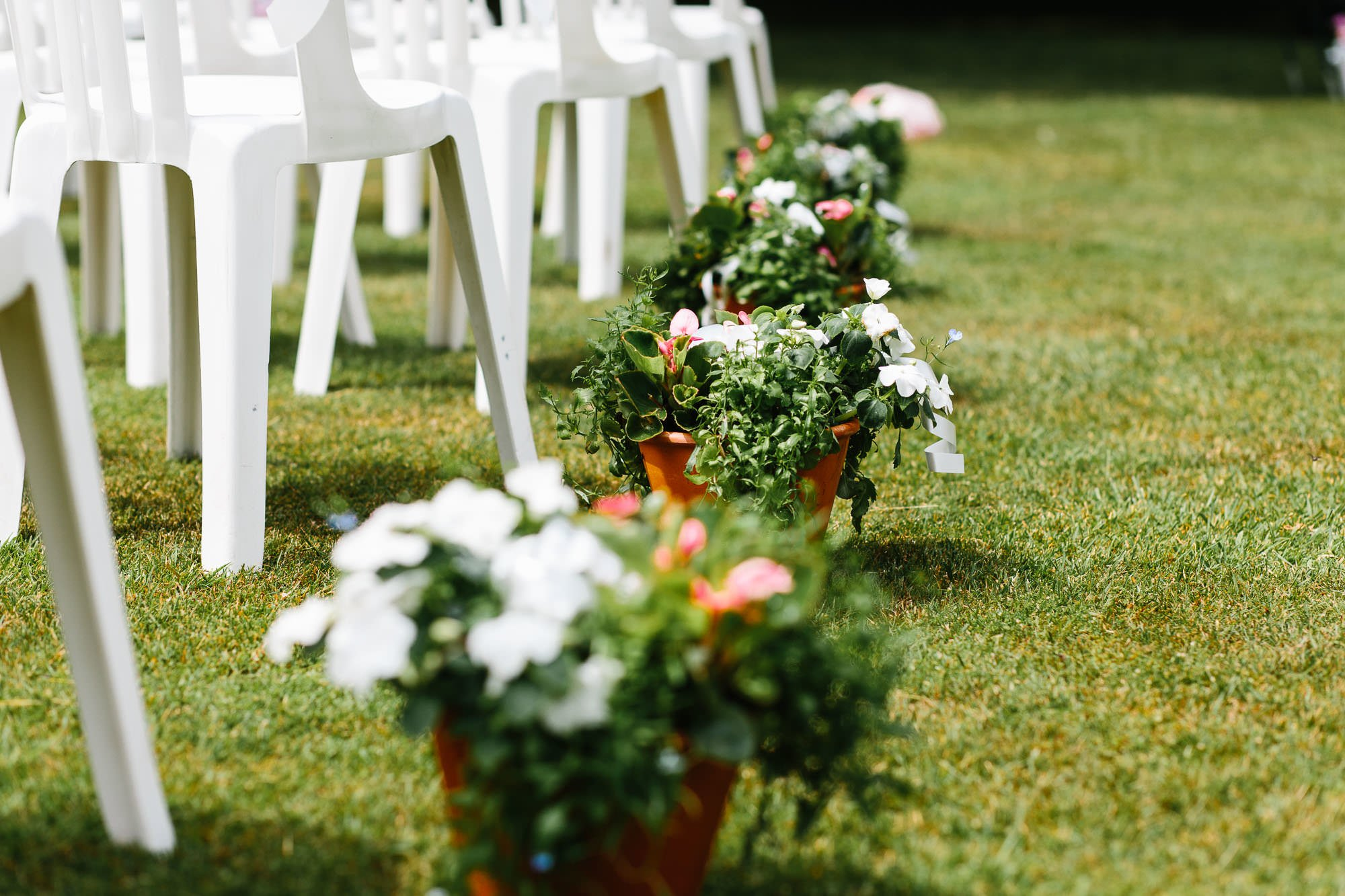 A Surrey Garden Wedding - Natalie and Nick 26