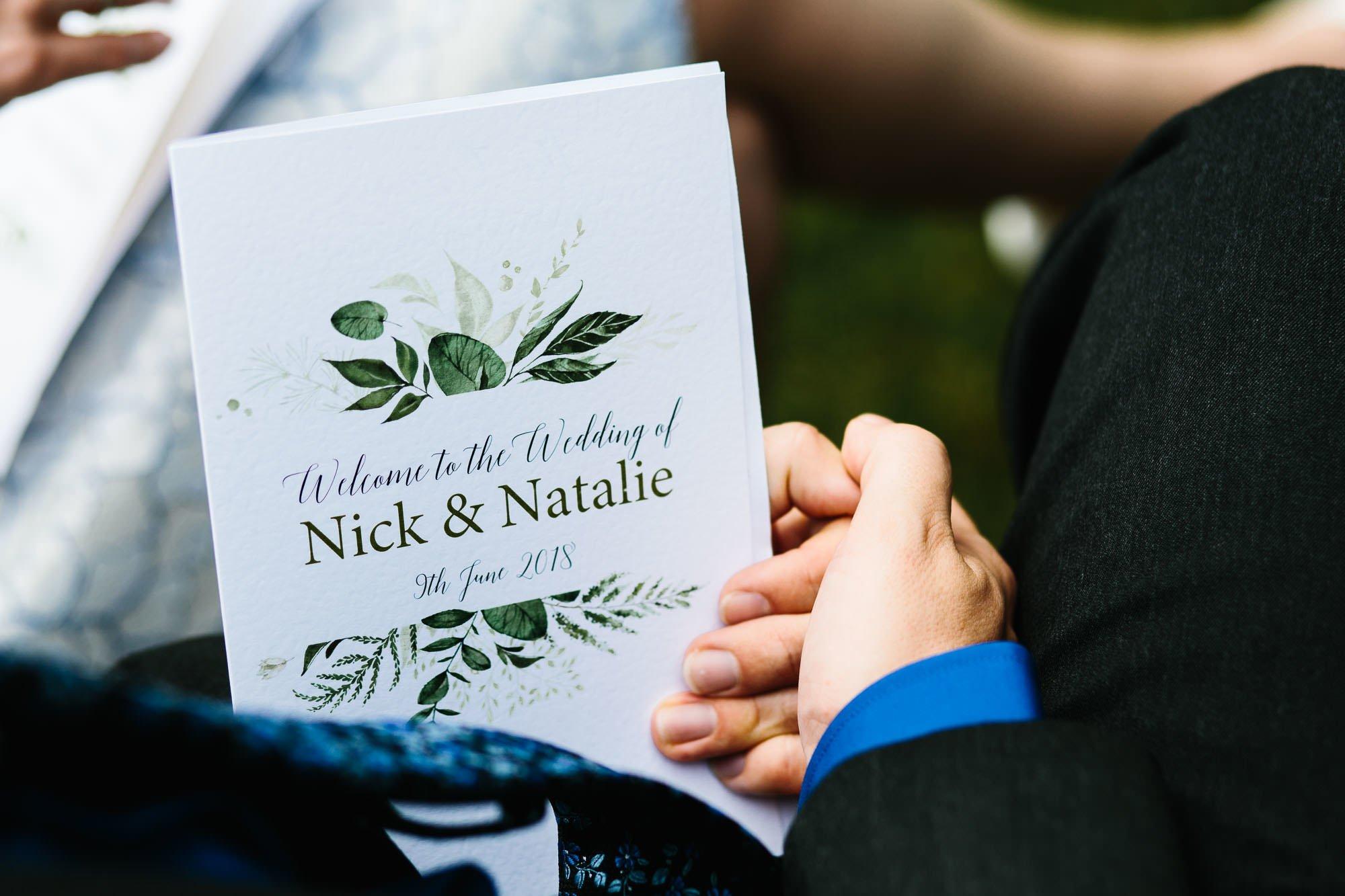 A Surrey Garden Wedding - Natalie and Nick 28