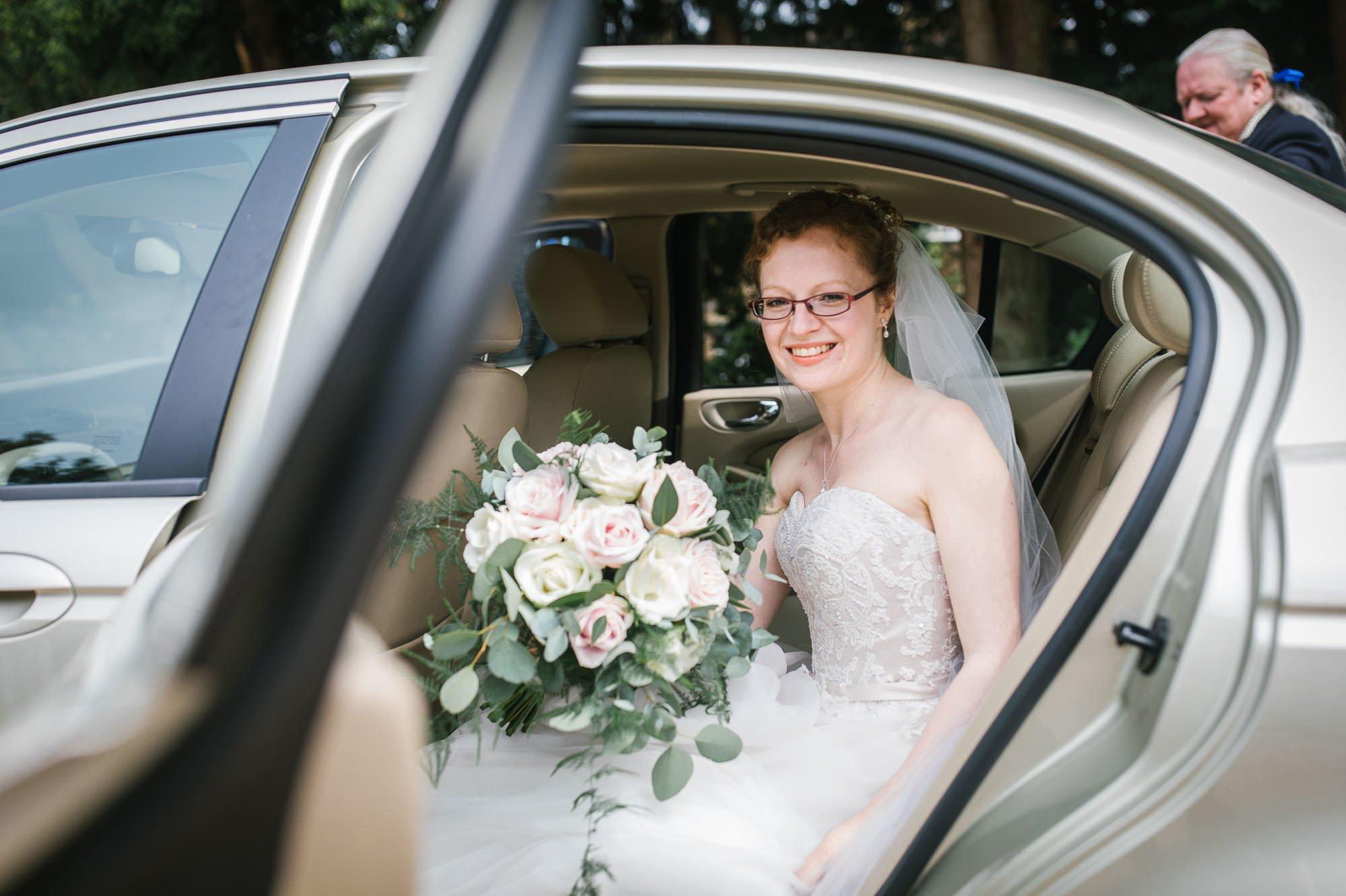 A Surrey Garden Wedding - Natalie and Nick 32