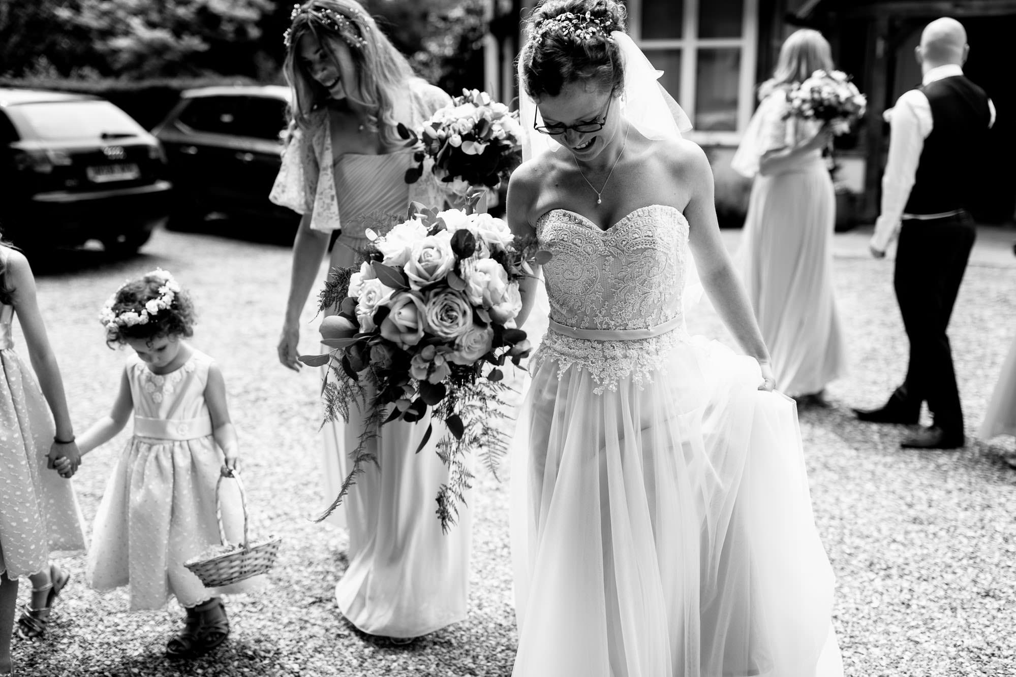 A Surrey Garden Wedding - Natalie and Nick 37