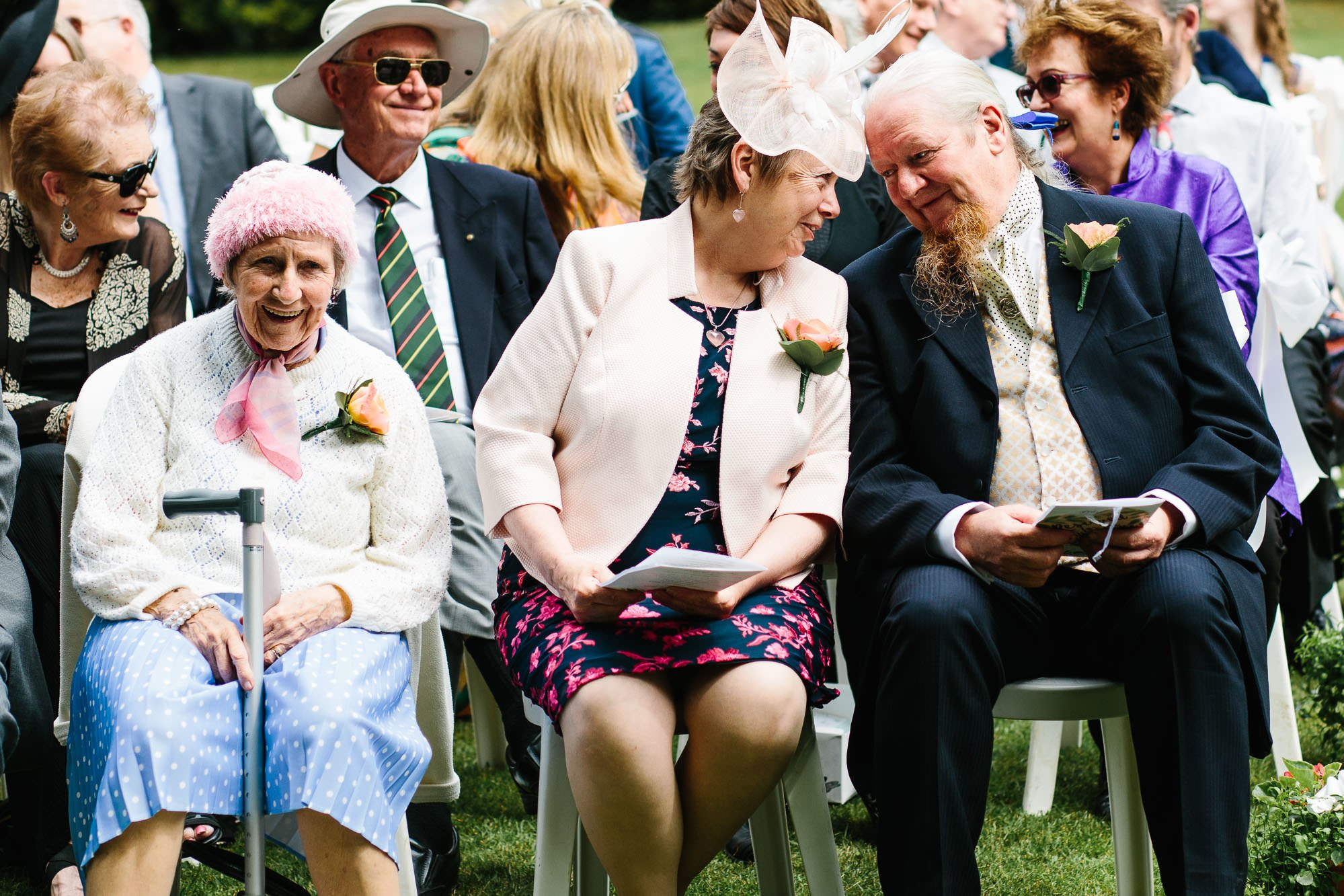 A Surrey Garden Wedding - Natalie and Nick 40