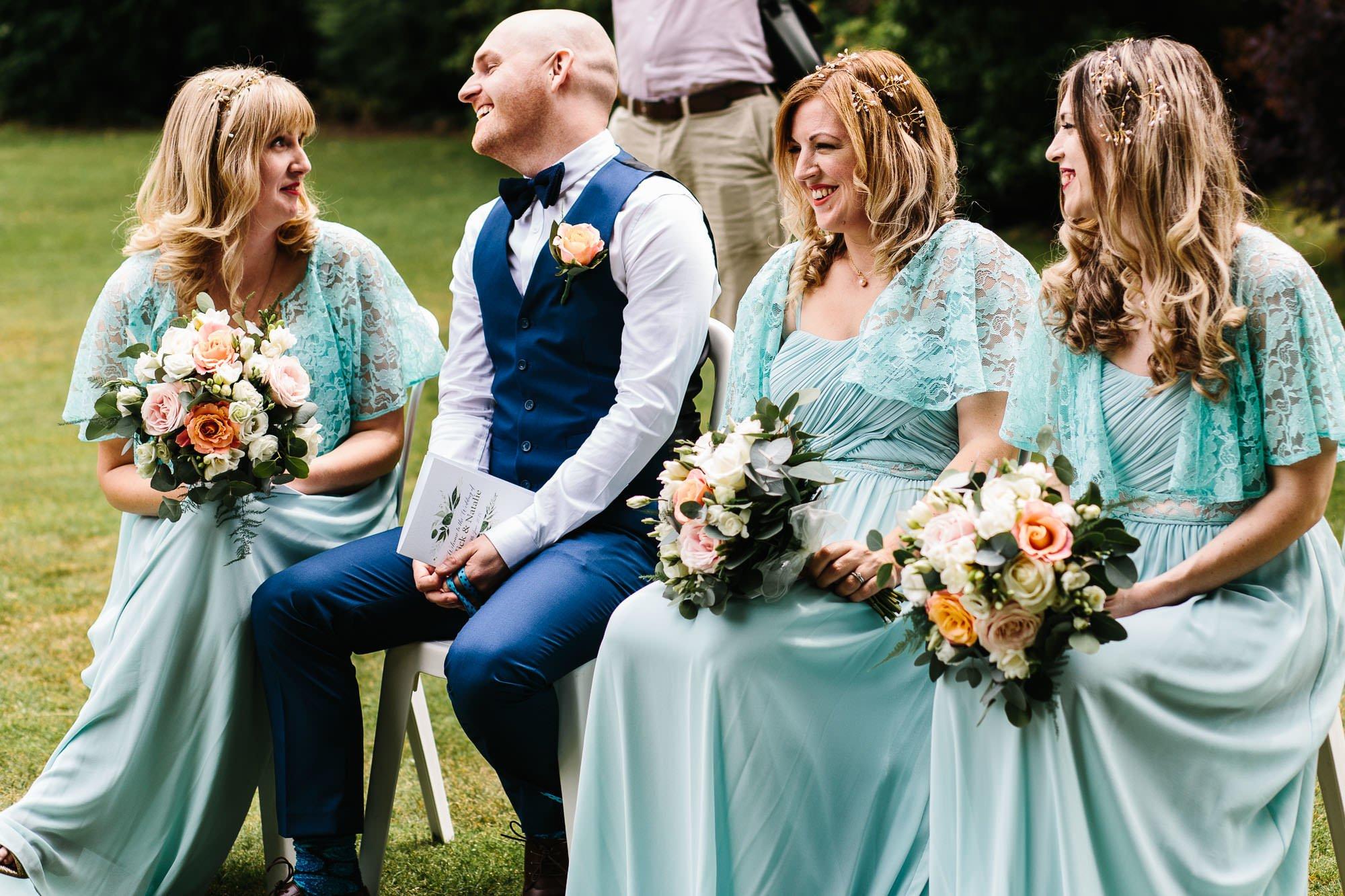 A Surrey Garden Wedding - Natalie and Nick 42