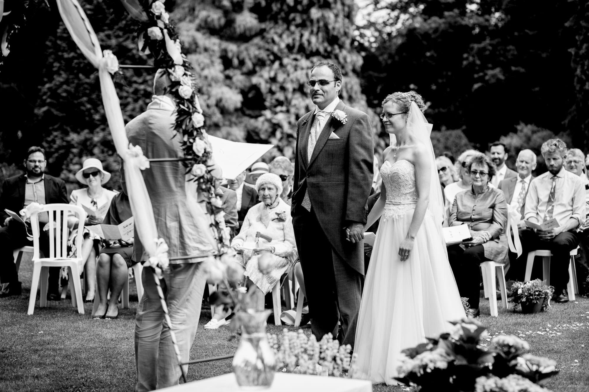 A Surrey Garden Wedding - Natalie and Nick 46