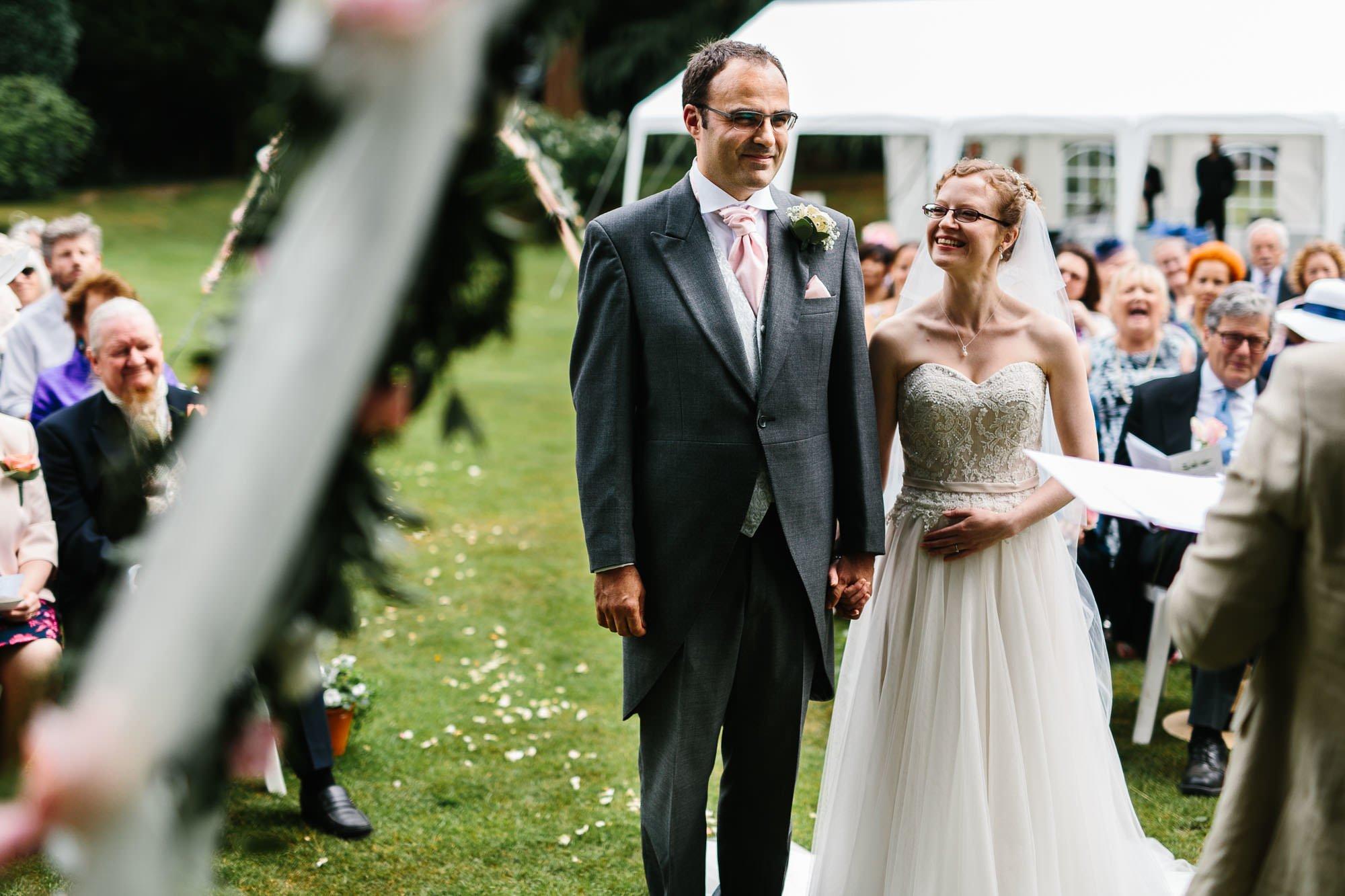 A Surrey Garden Wedding - Natalie and Nick 47