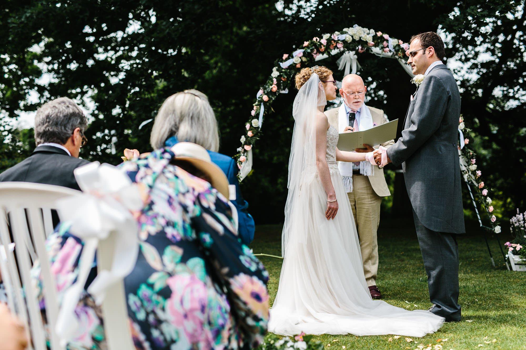 A Surrey Garden Wedding - Natalie and Nick 48