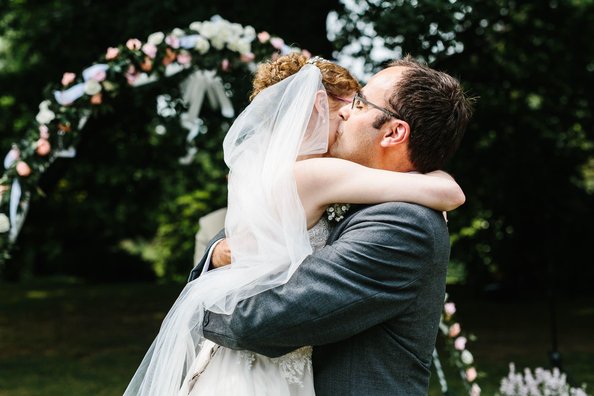 A Surrey Garden Wedding - Natalie and Nick 50