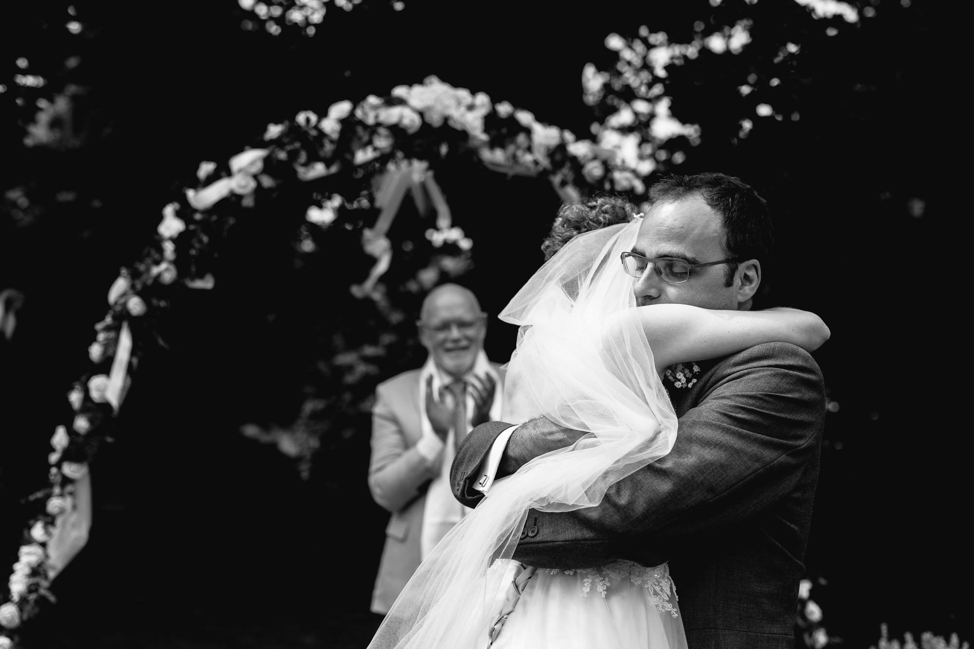 A Surrey Garden Wedding - Natalie and Nick 49