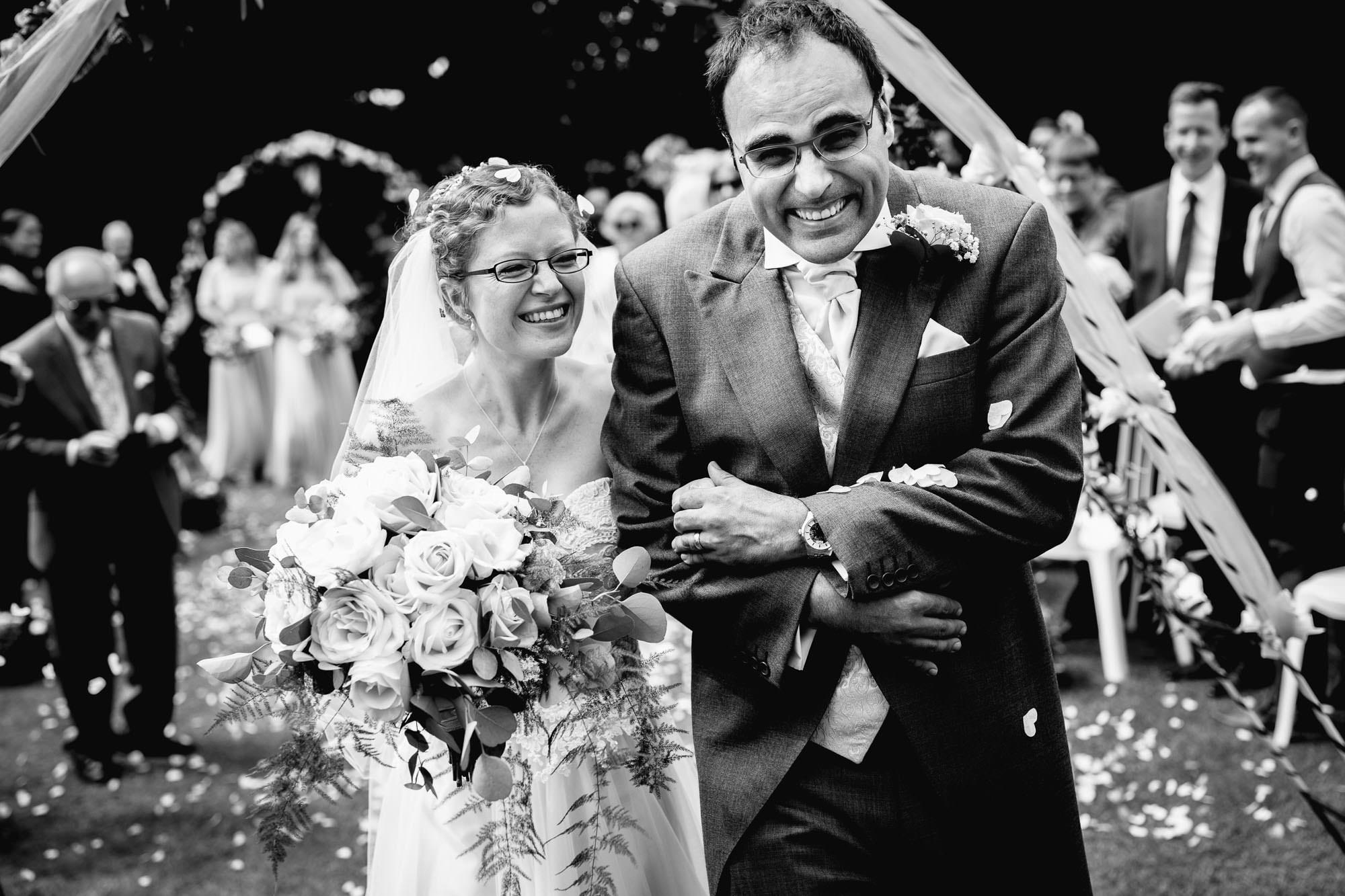 A Surrey Garden Wedding - Natalie and Nick 51