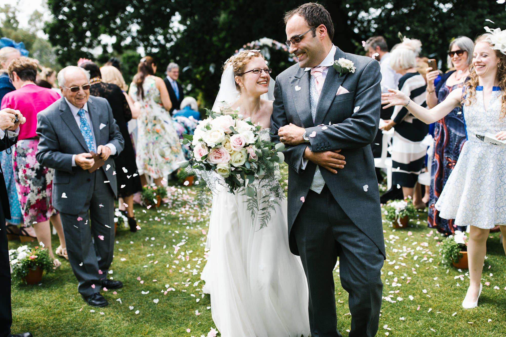 A Surrey Garden Wedding - Natalie and Nick 52
