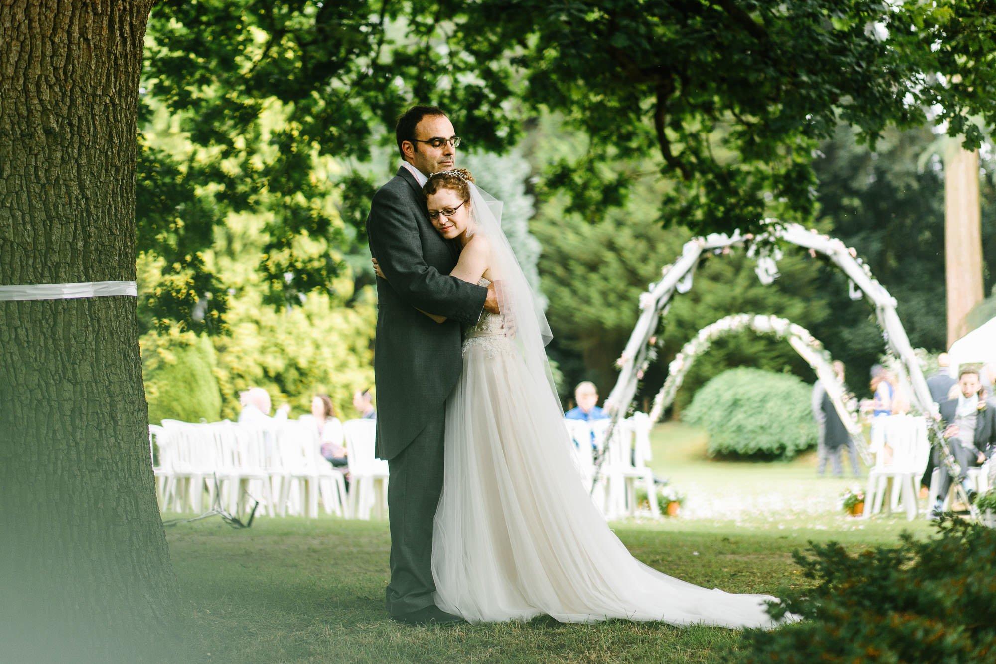 A Surrey Garden Wedding - Natalie and Nick 57
