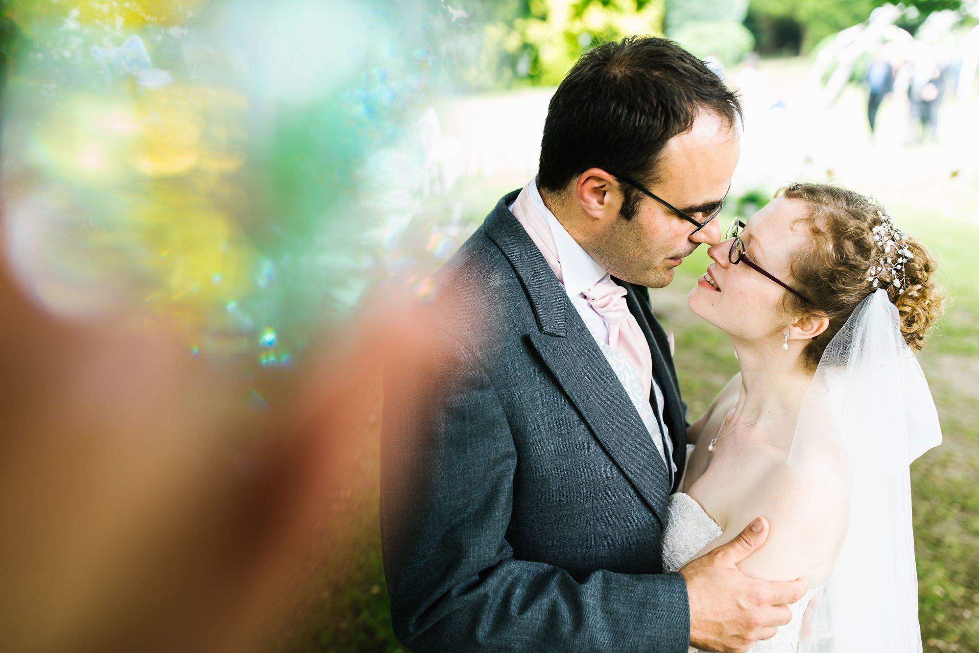 A Surrey Garden Wedding - Natalie and Nick 56