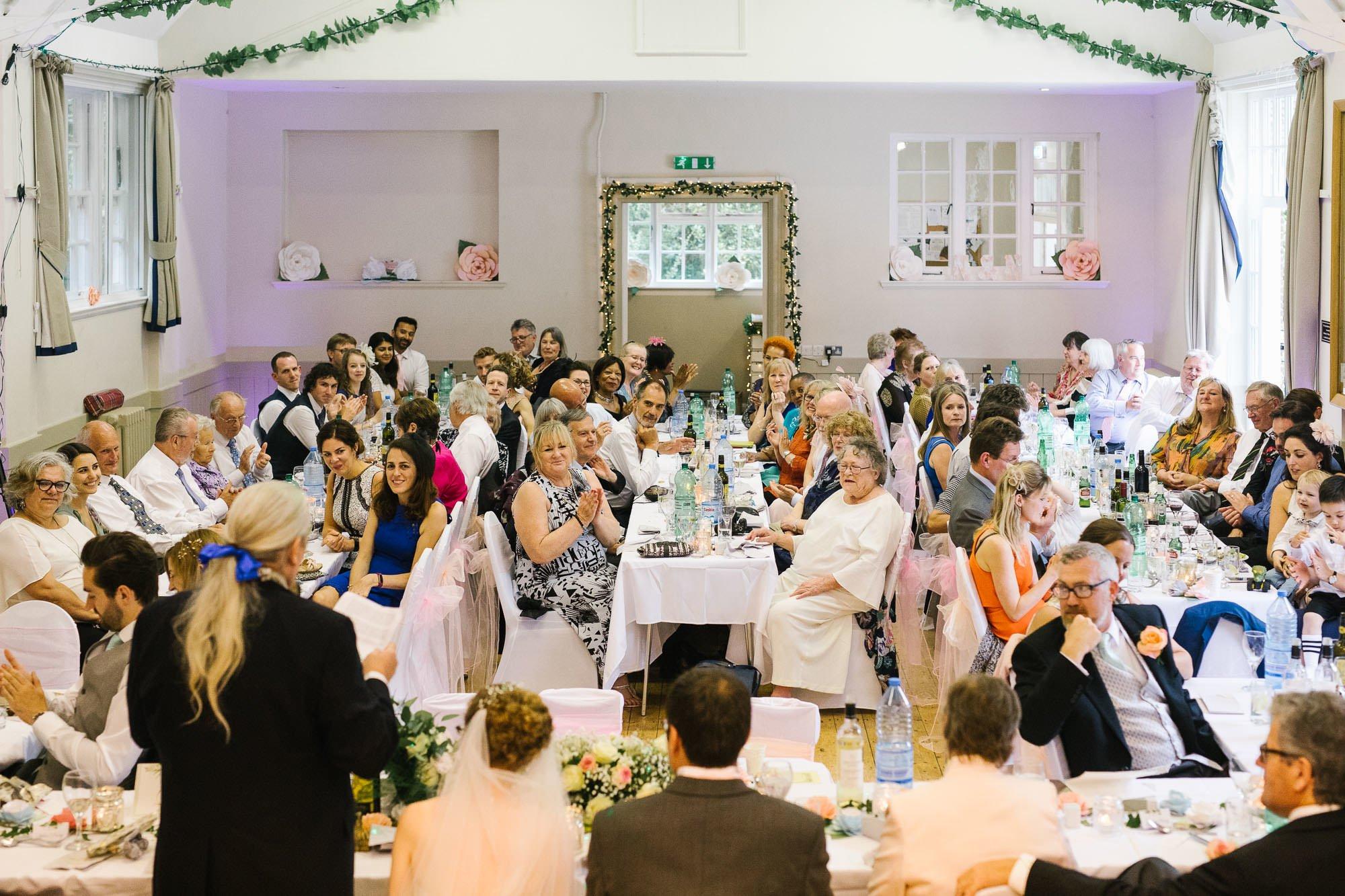 A Surrey Garden Wedding - Natalie and Nick 65