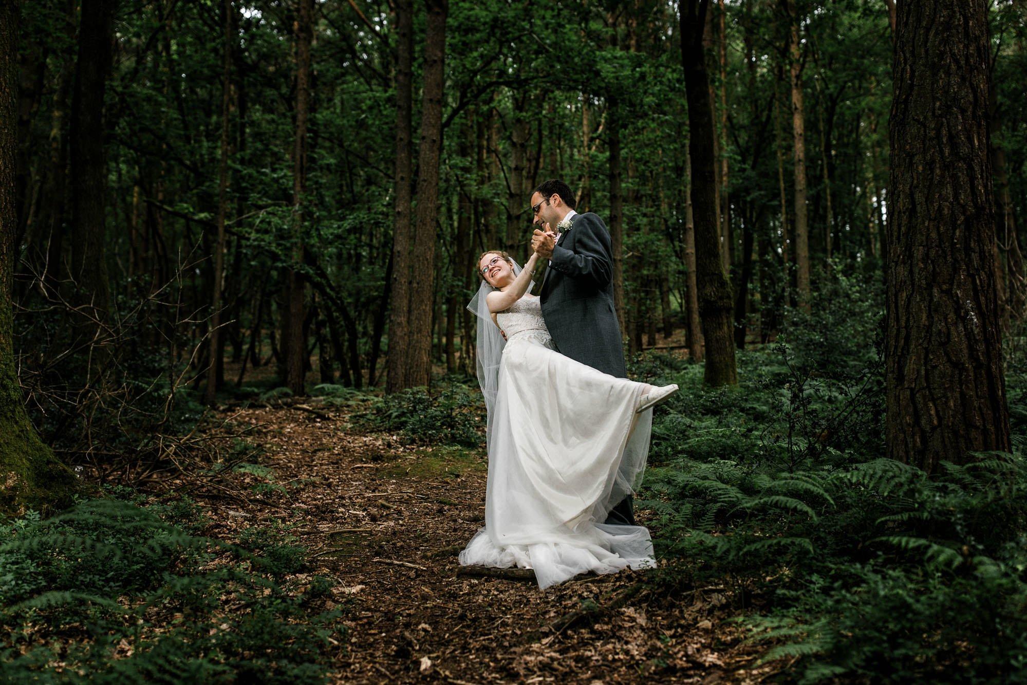 A Surrey Garden Wedding - Natalie and Nick 70
