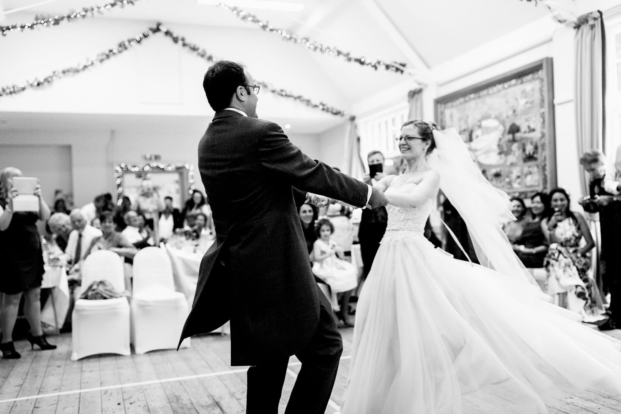 A Surrey Garden Wedding - Natalie and Nick 72