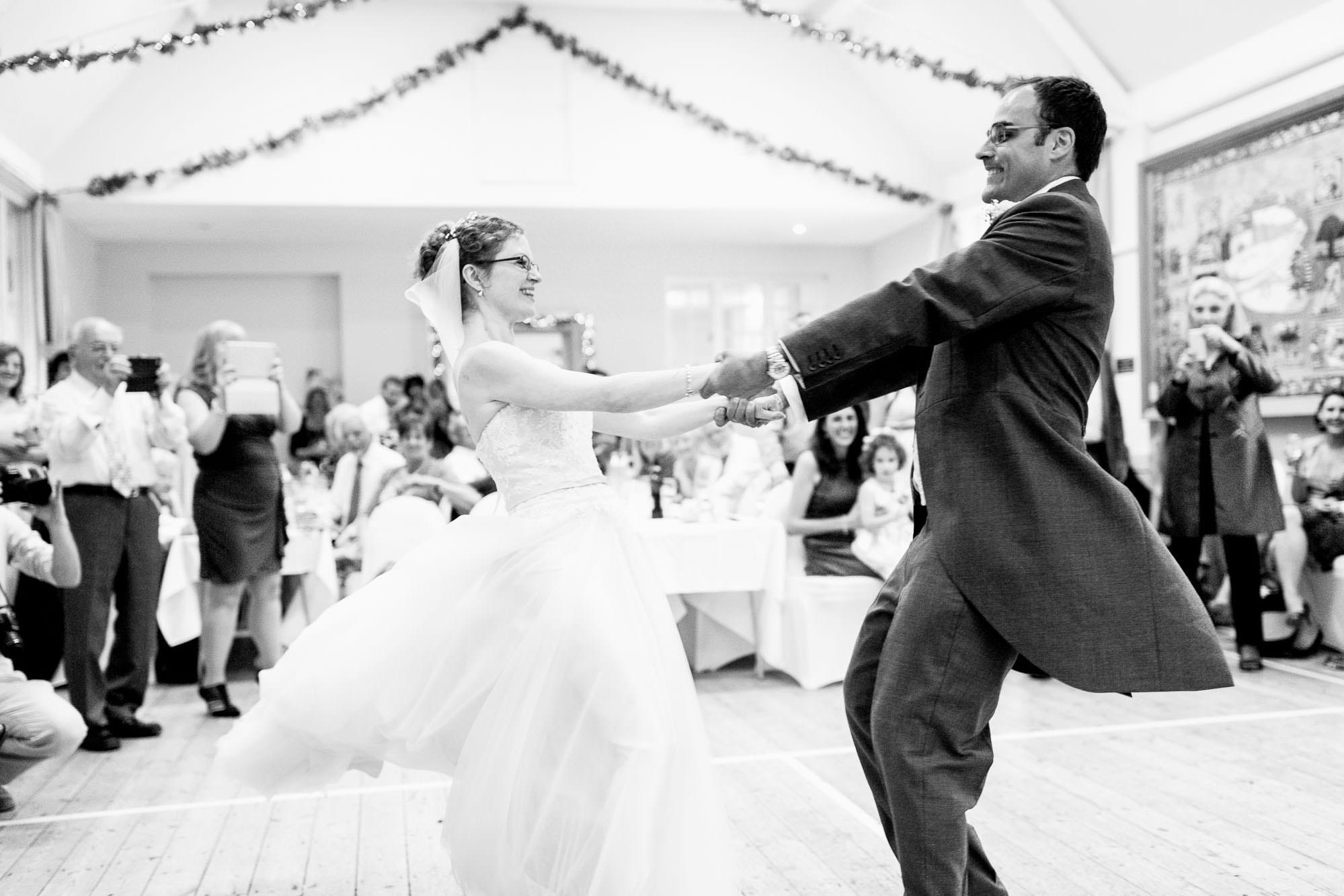 A Surrey Garden Wedding - Natalie and Nick 73