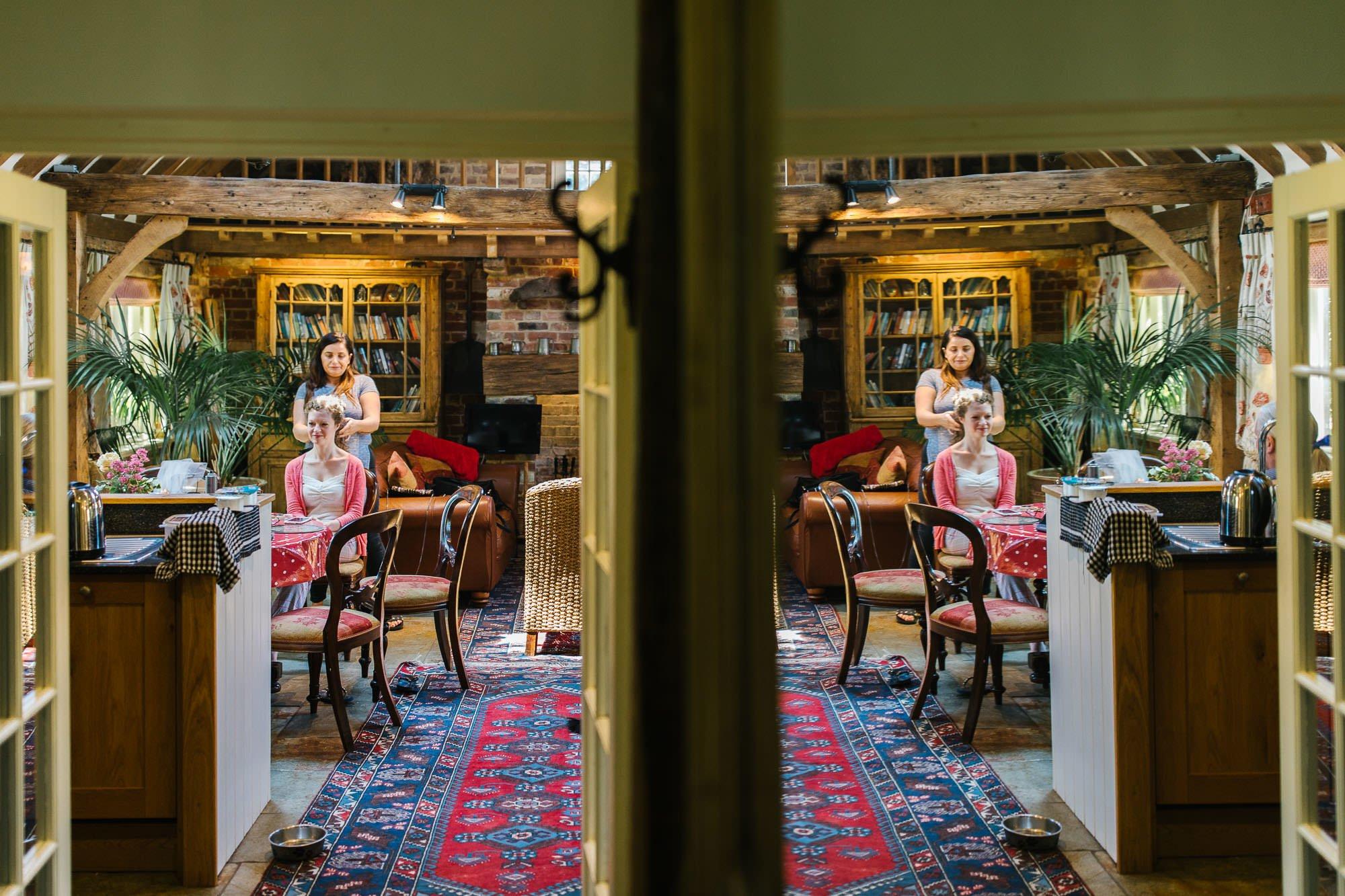 A Surrey Garden Wedding - Natalie and Nick 5