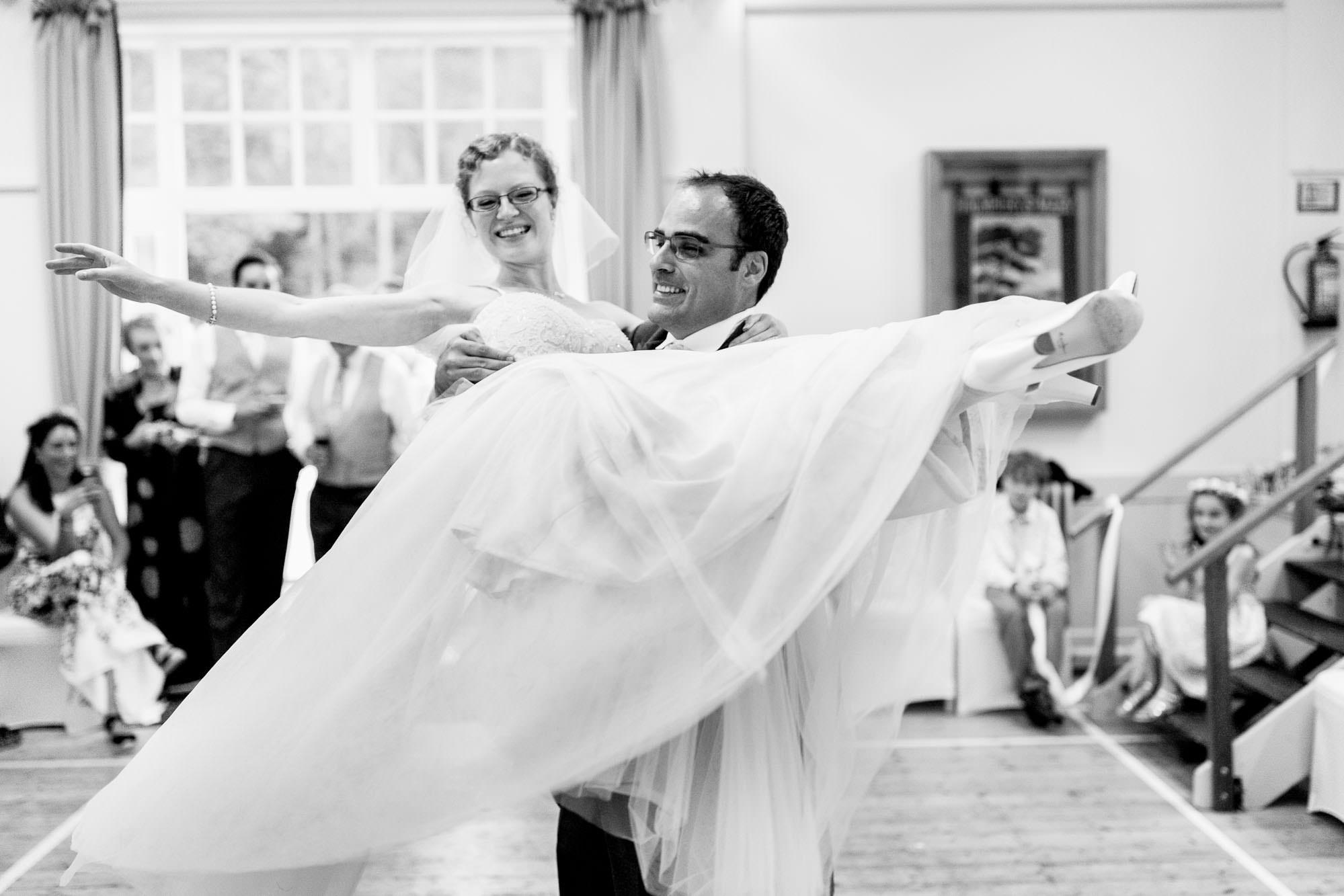 A Surrey Garden Wedding - Natalie and Nick 74
