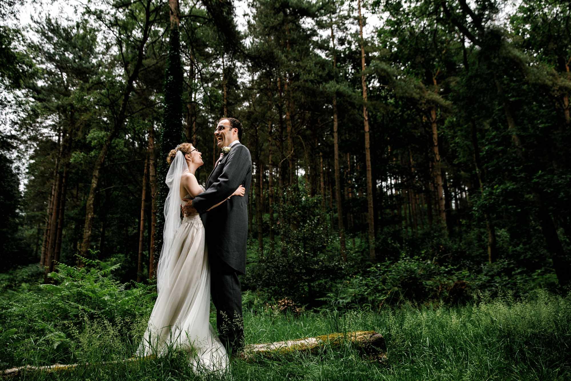 A Surrey Garden Wedding - Natalie and Nick 61