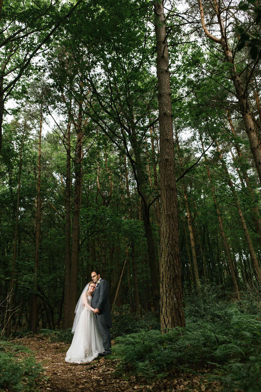 A Surrey Garden Wedding - Natalie and Nick 62