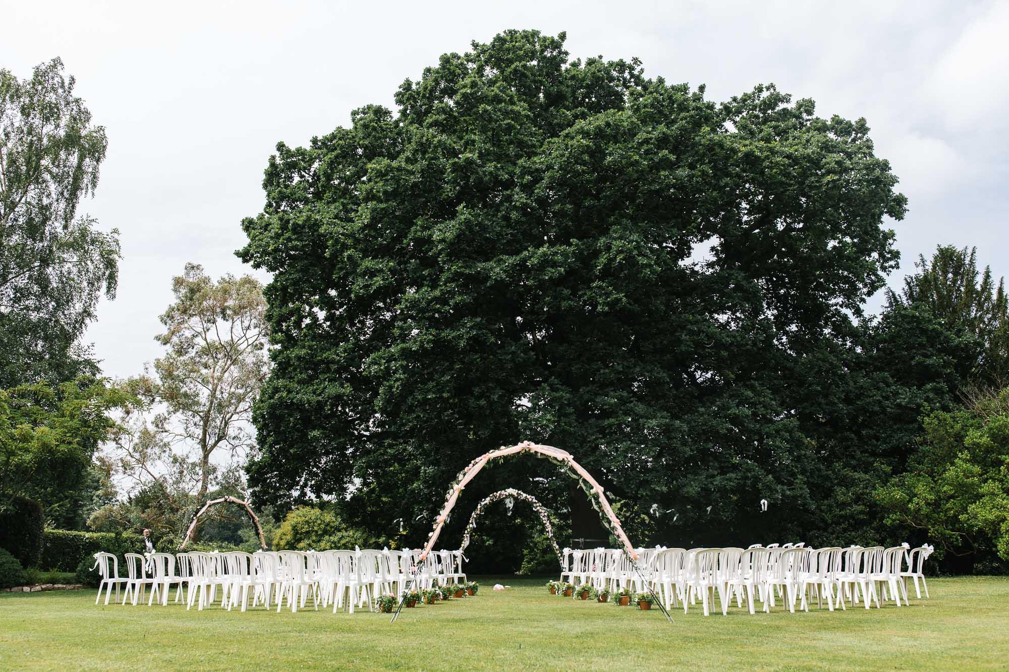 A Surrey Garden Wedding - Natalie and Nick 25