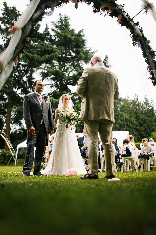 A Surrey Garden Wedding - Natalie and Nick 45