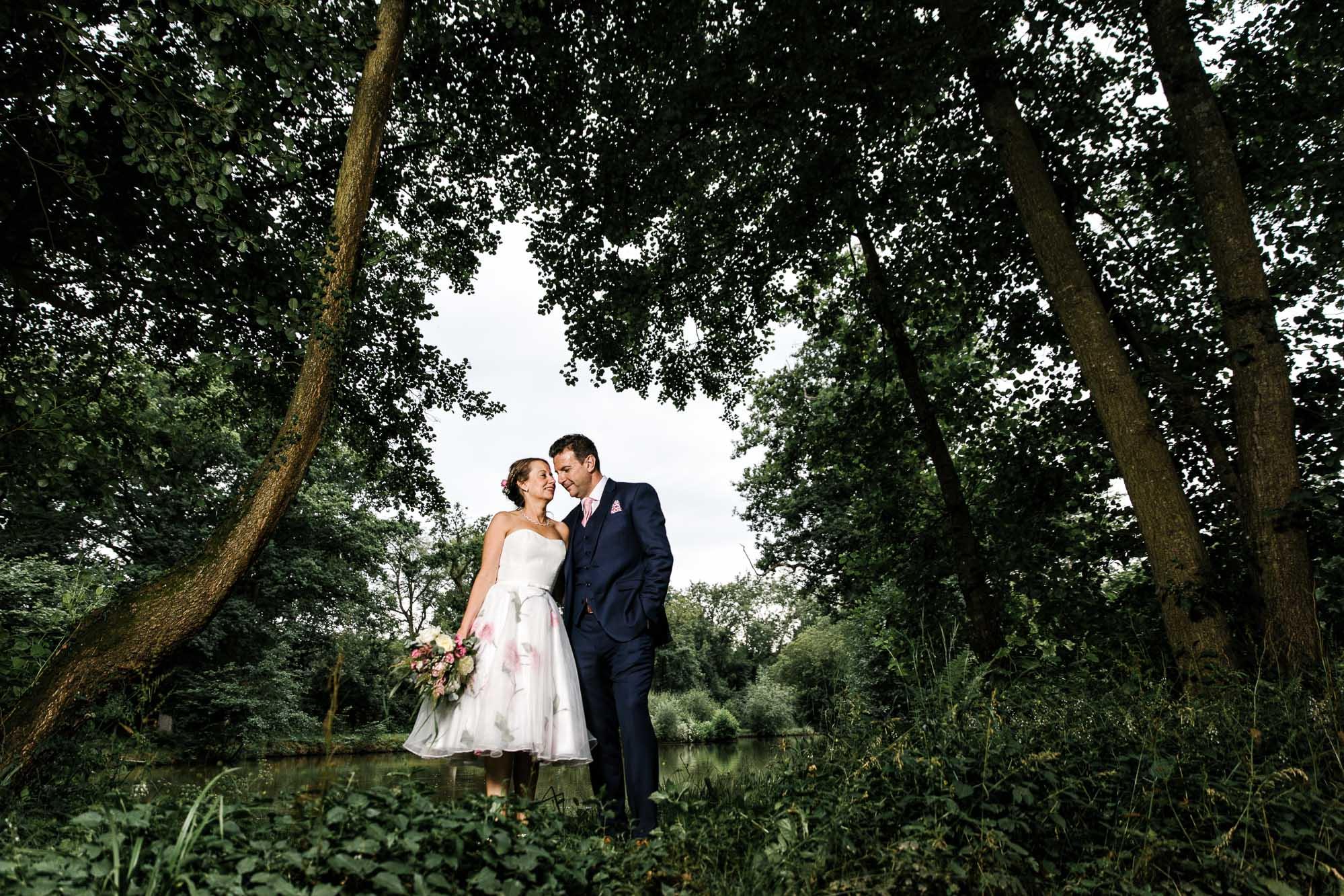 Lythe Hill Hotel Wedding Photography - Gavin and Fiona 19