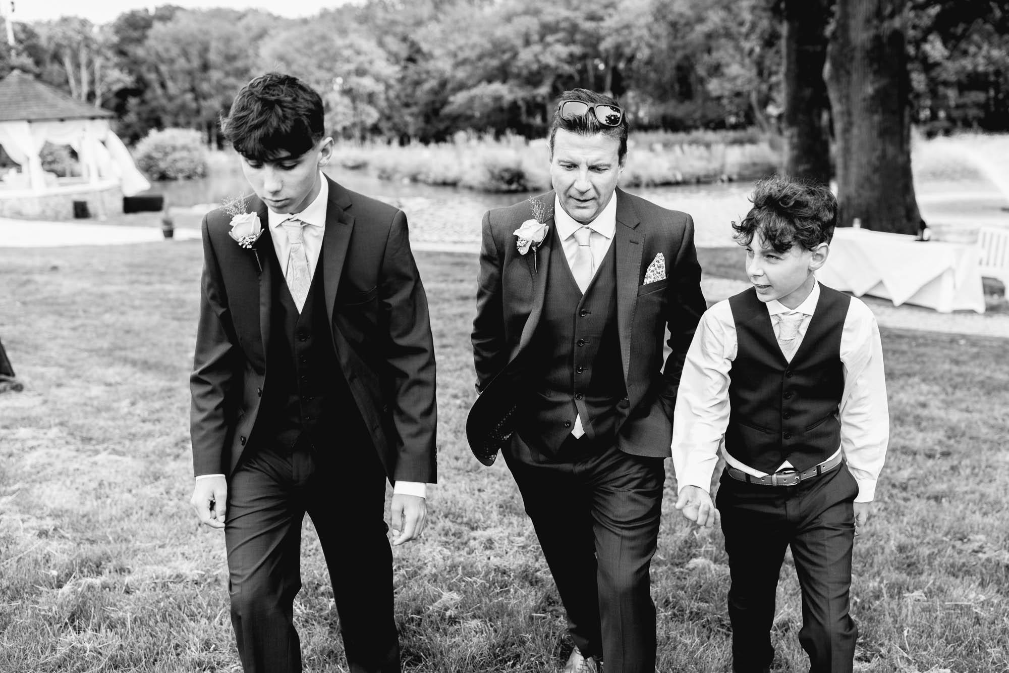 Lythe Hill Hotel Wedding Photography - Gavin and Fiona 2