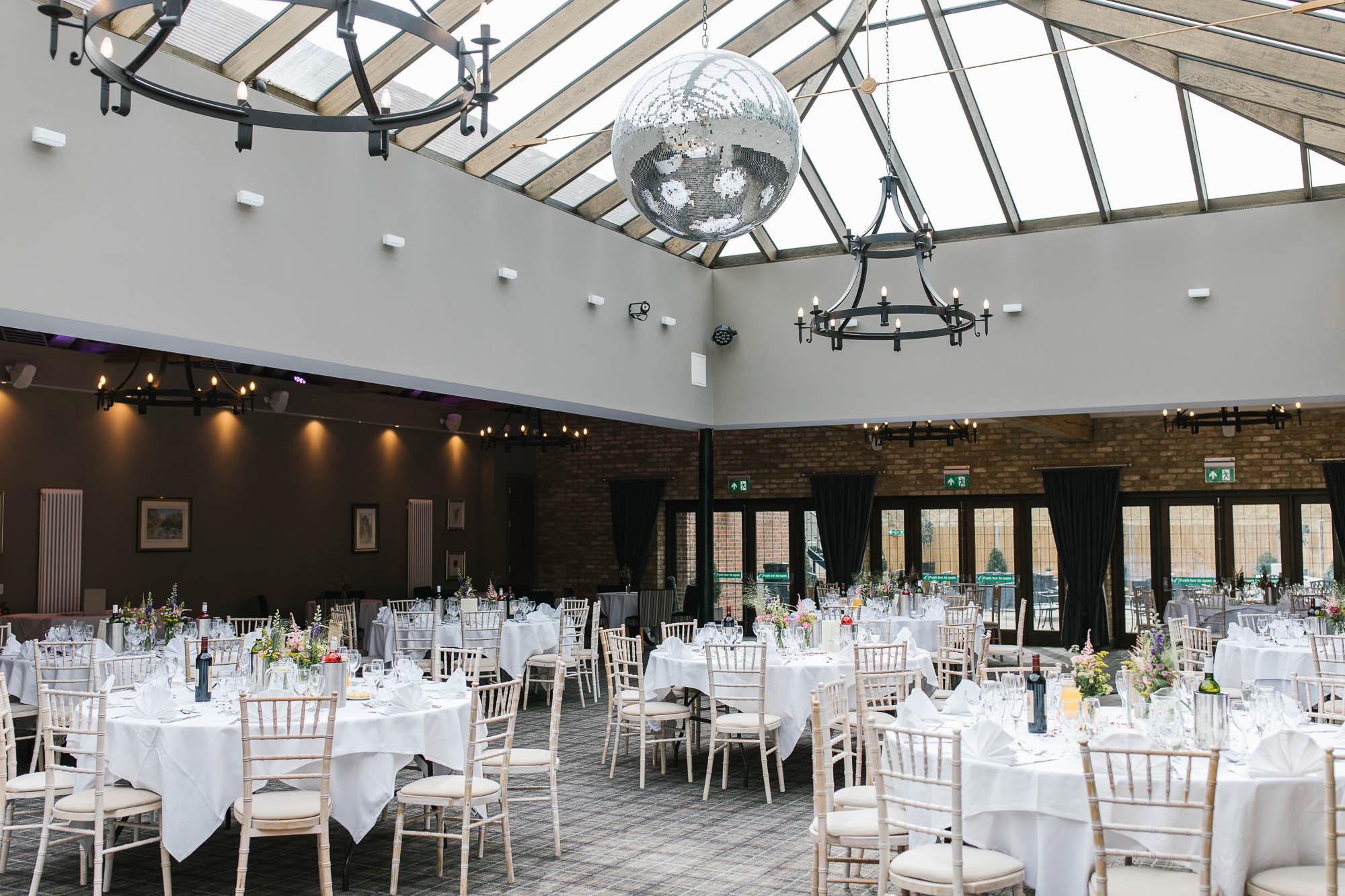 Lythe Hill Hotel Wedding Photography 3