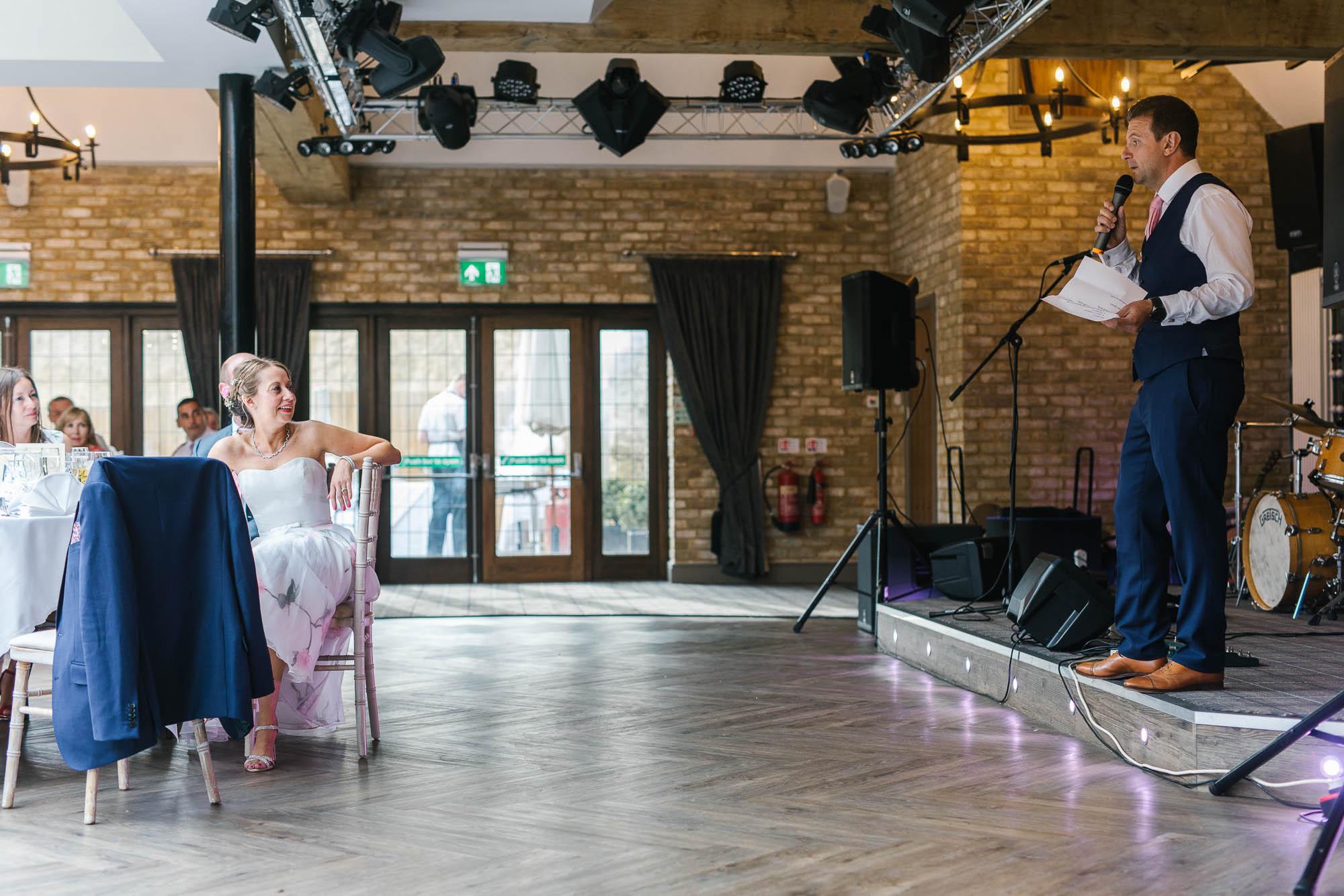 Lythe Hill Hotel Wedding Photography - Gavin and Fiona 6