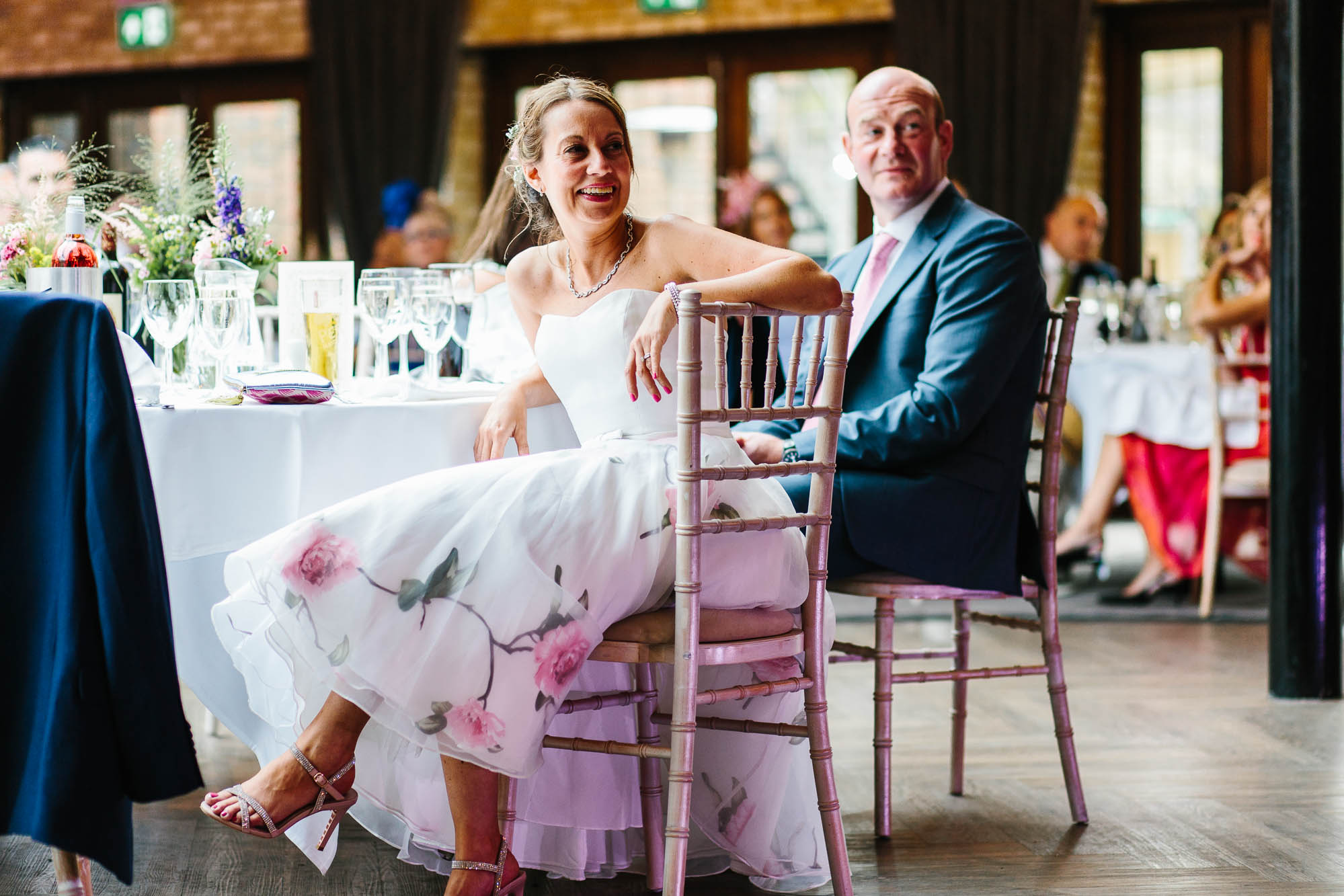 Lythe Hill Hotel Wedding Photography 7