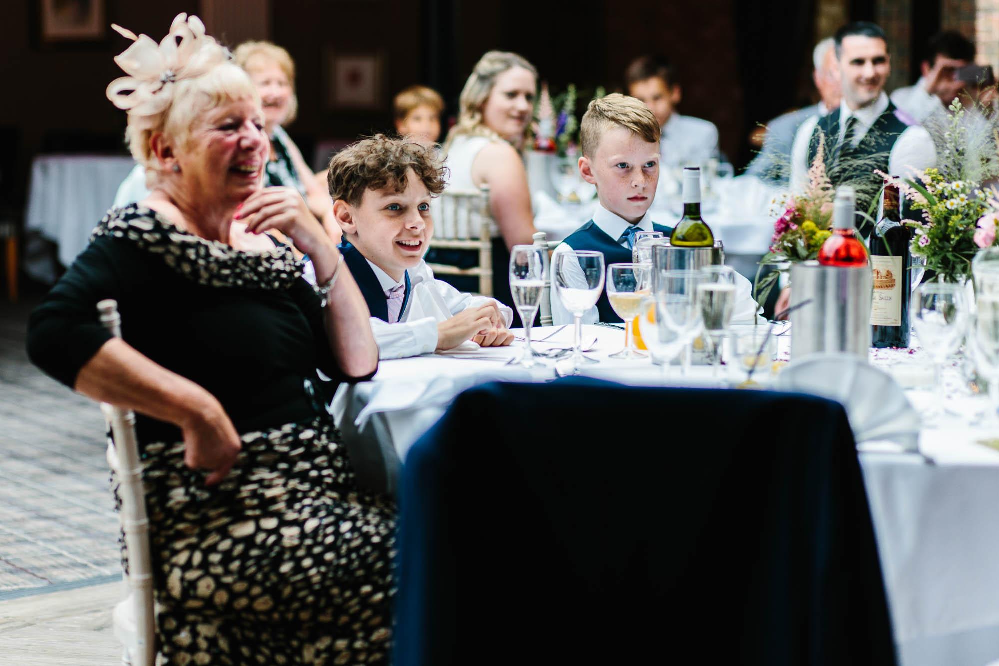 Lythe Hill Hotel Wedding Photography - Gavin and Fiona 11