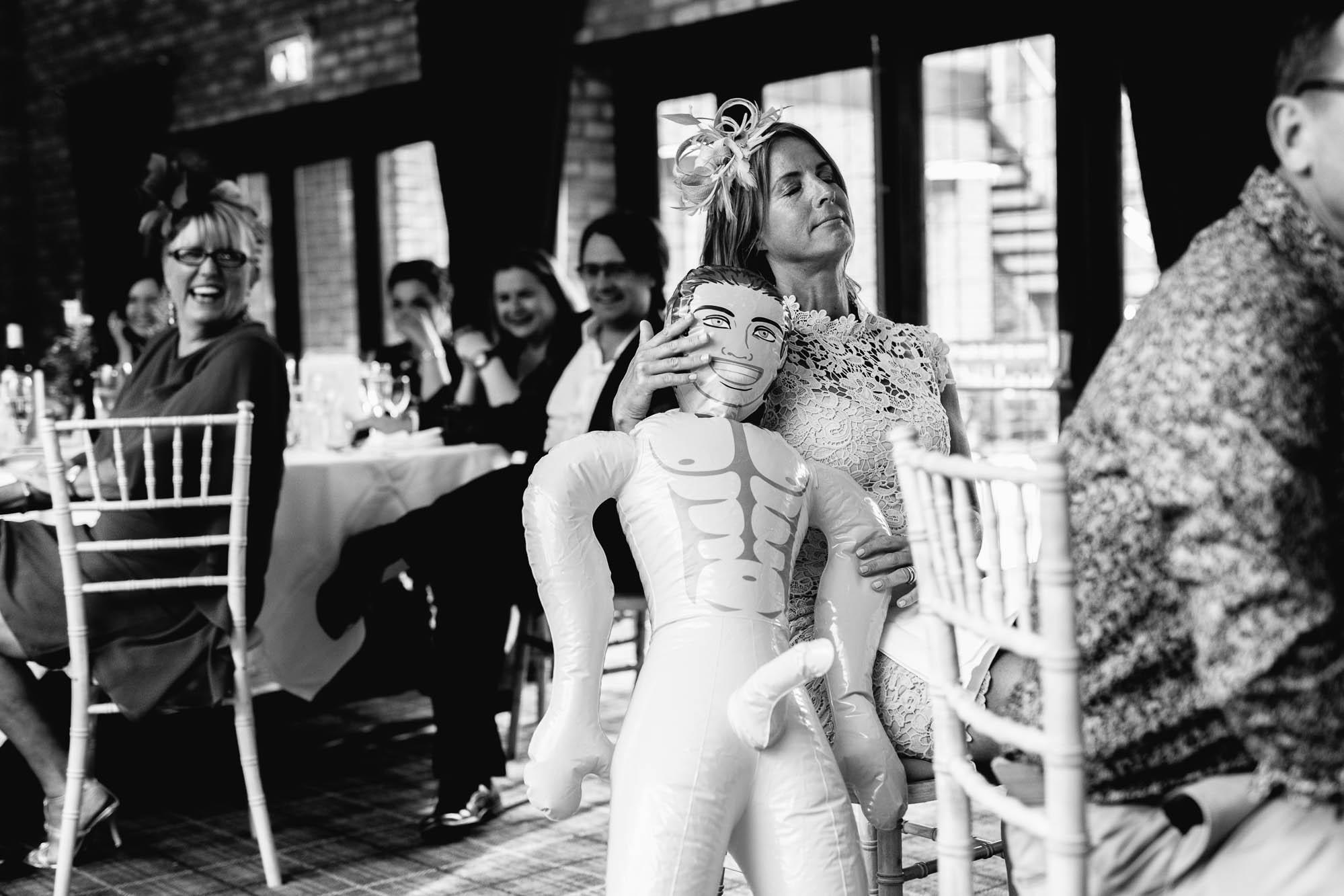 Lythe Hill Hotel Wedding Photography - Gavin and Fiona 8