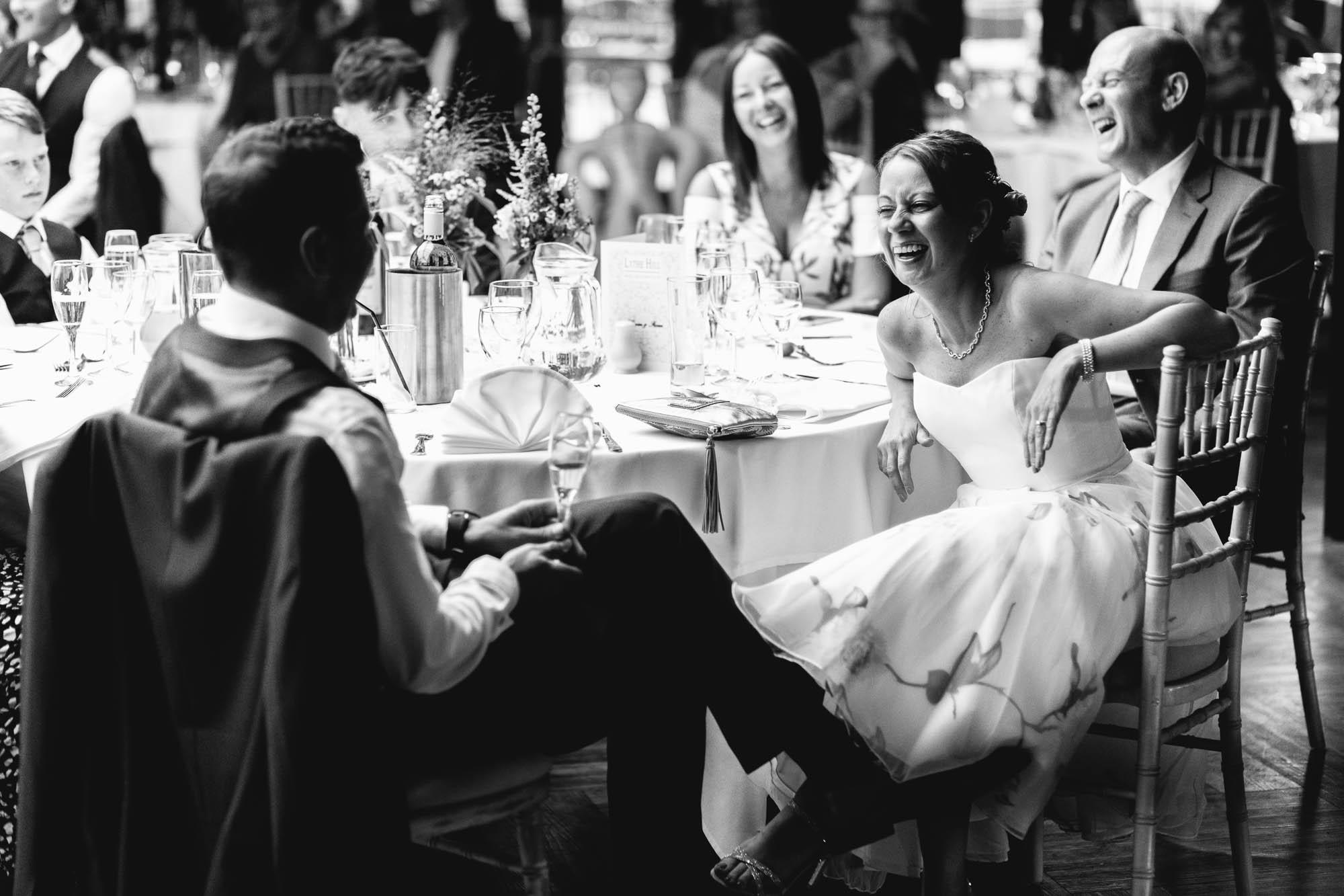 Lythe Hill Hotel Wedding Photography - Gavin and Fiona 10